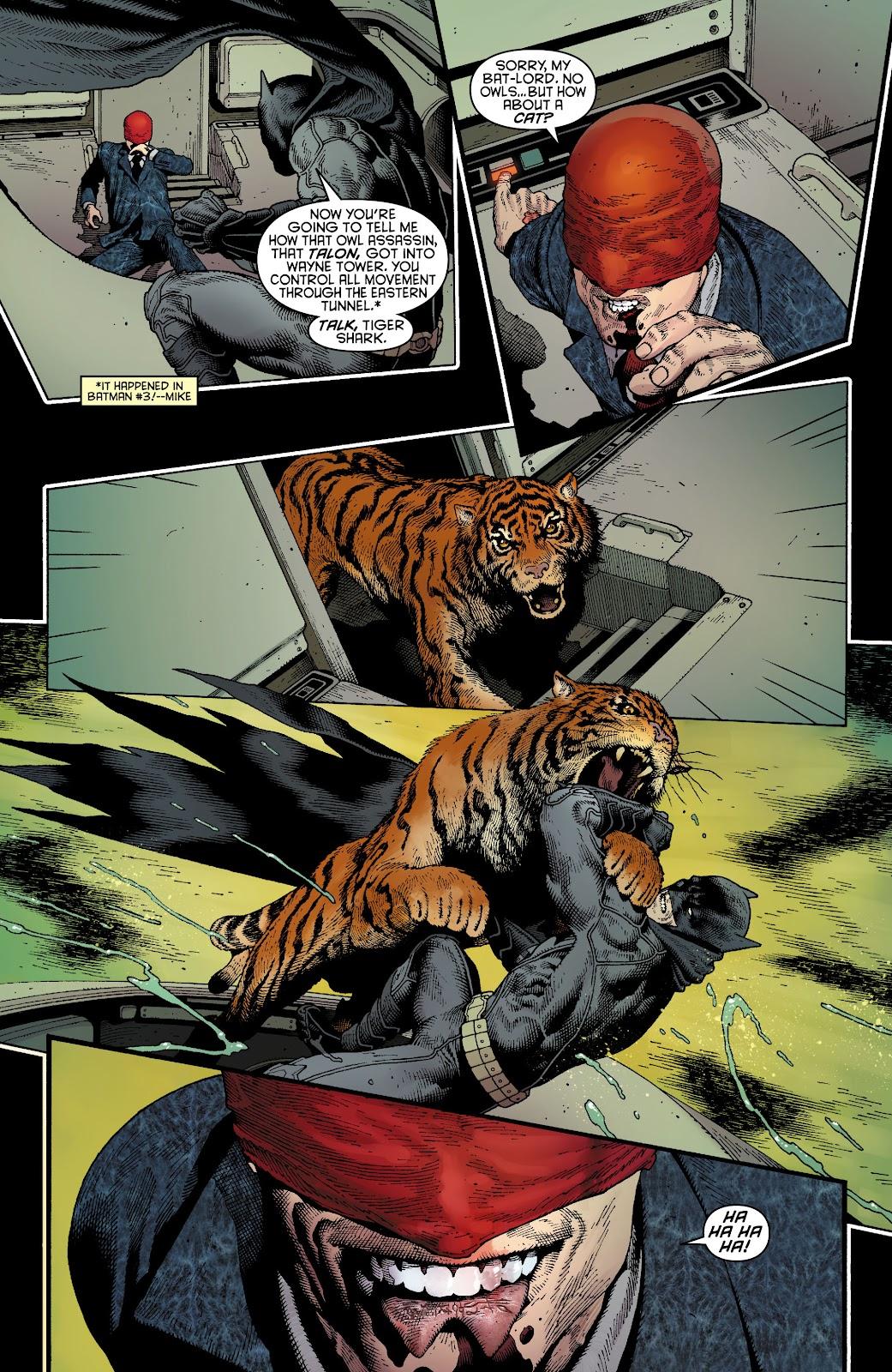 Batman (2011) Issue #12 #27 - English 24