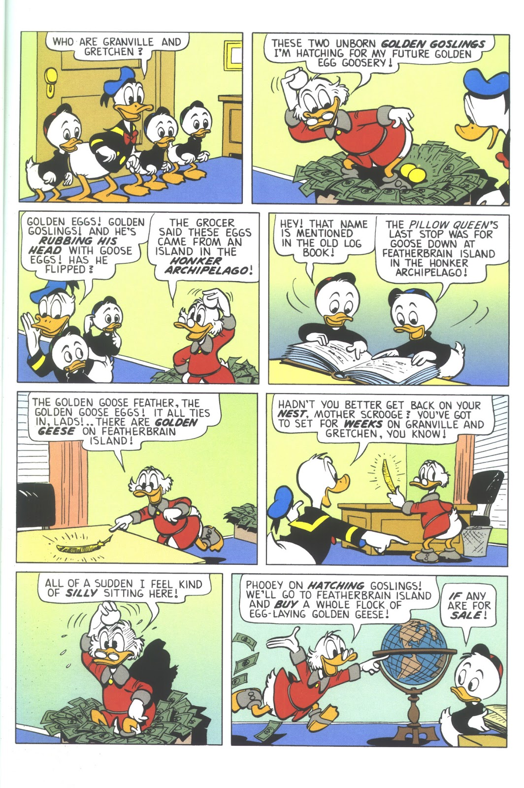 Uncle Scrooge (1953) Issue #352 #352 - English 7