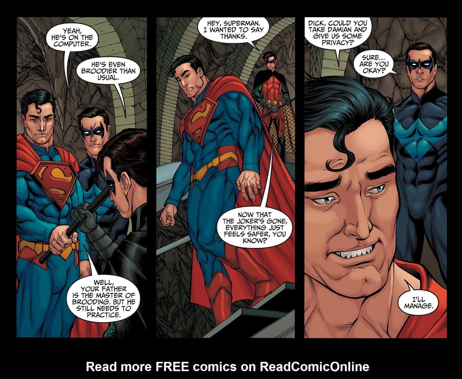 Injustice: Gods Among Us [I] Issue #10 #11 - English 6