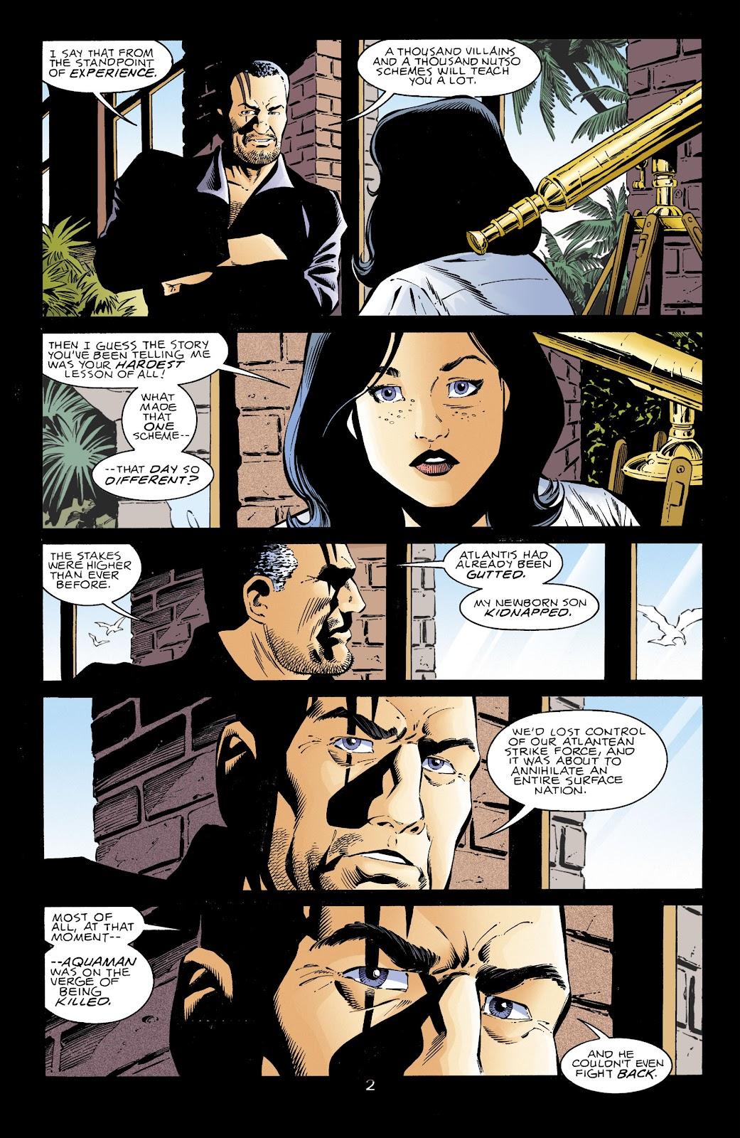 Aquaman (1994) Issue #68 #74 - English 3