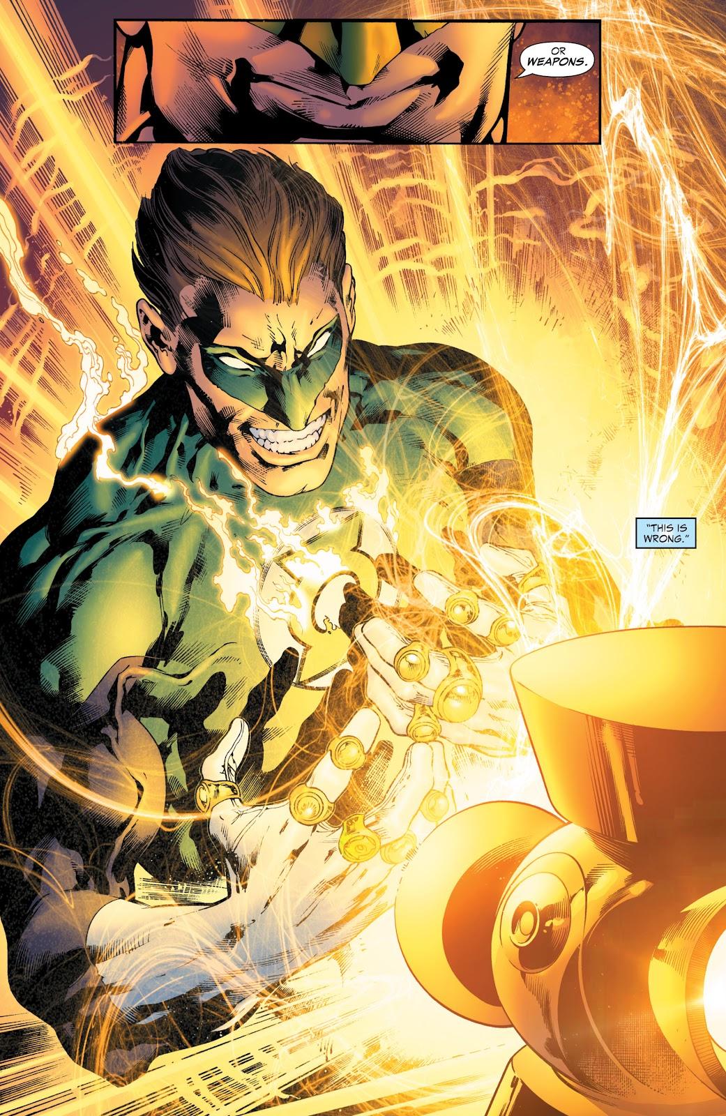 Green Lantern: The Sinestro Corps War Full #1 - English 143