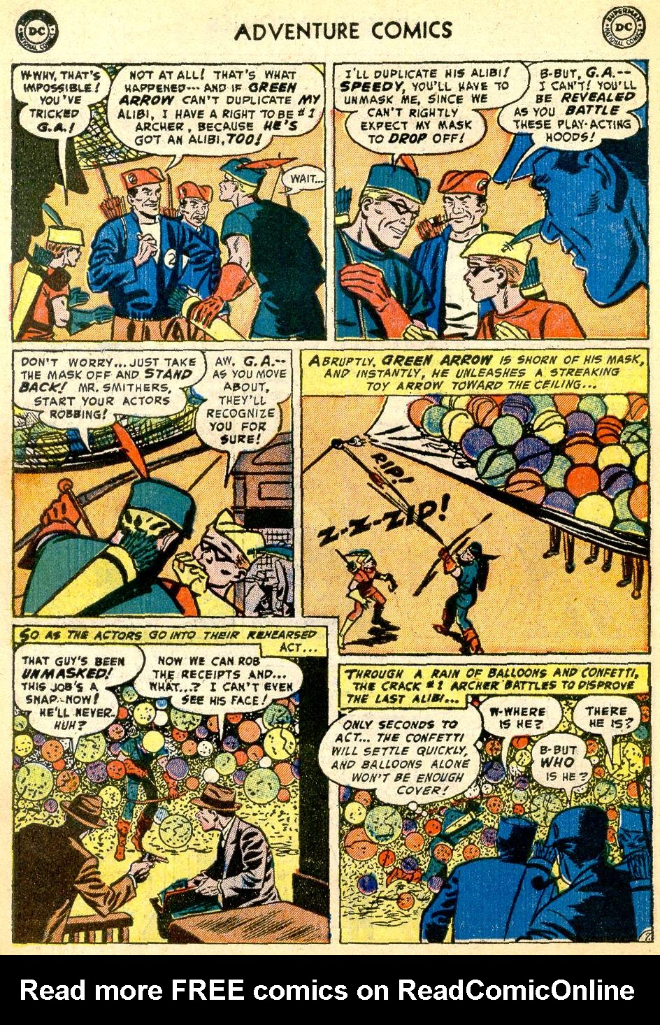 Read online Adventure Comics (1938) comic -  Issue #192 - 40