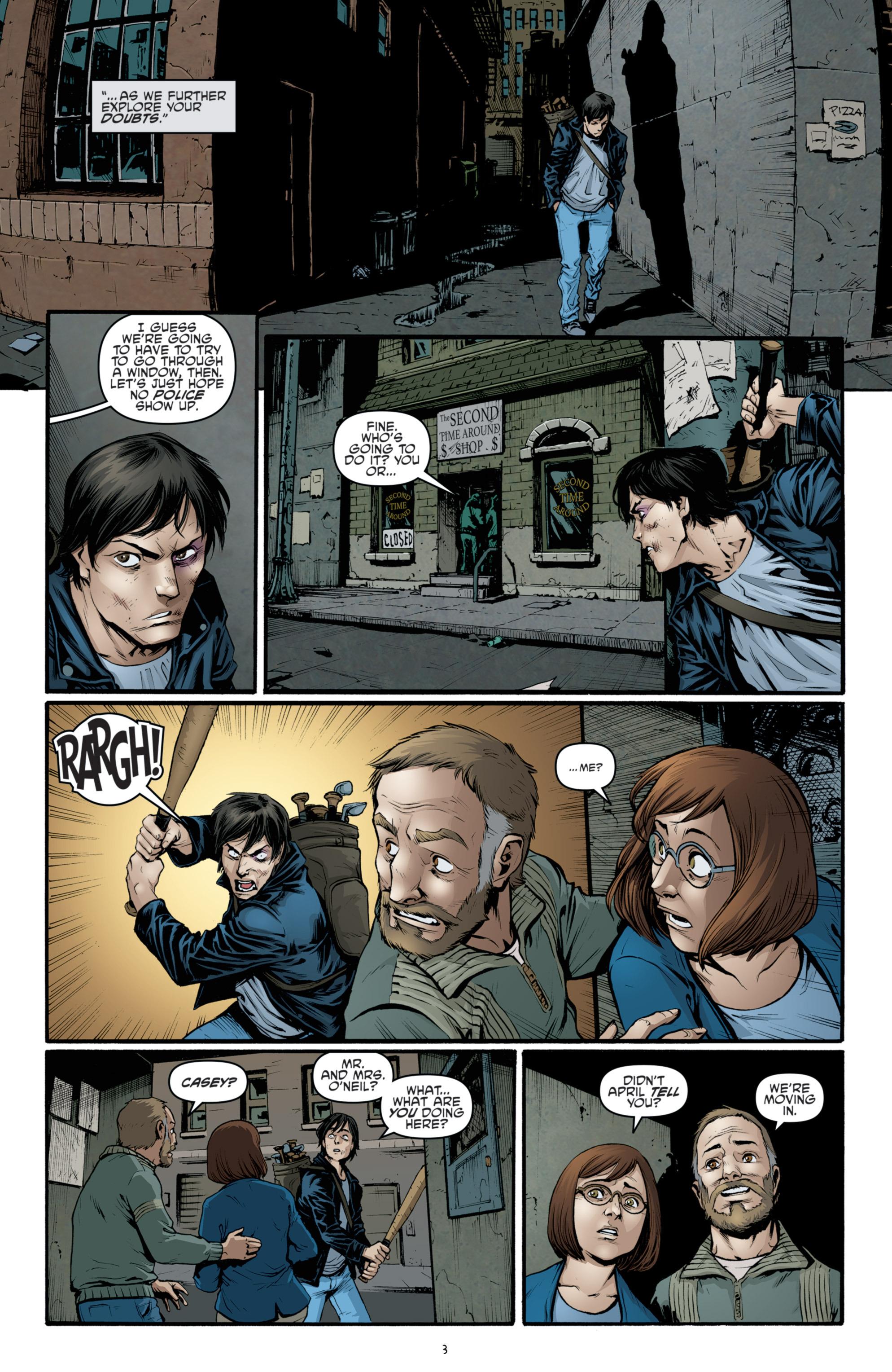 Read online Teenage Mutant Ninja Turtles (2011) comic -  Issue #36 - 6