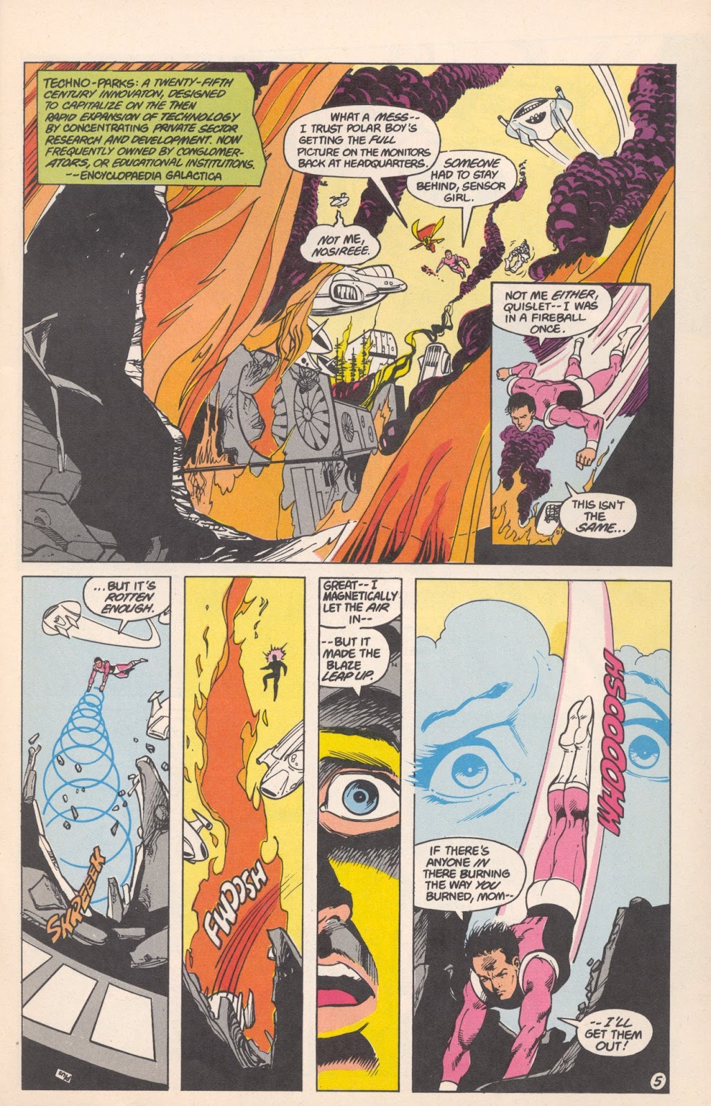 Tales of the Legion Issue #341 #28 - English 6