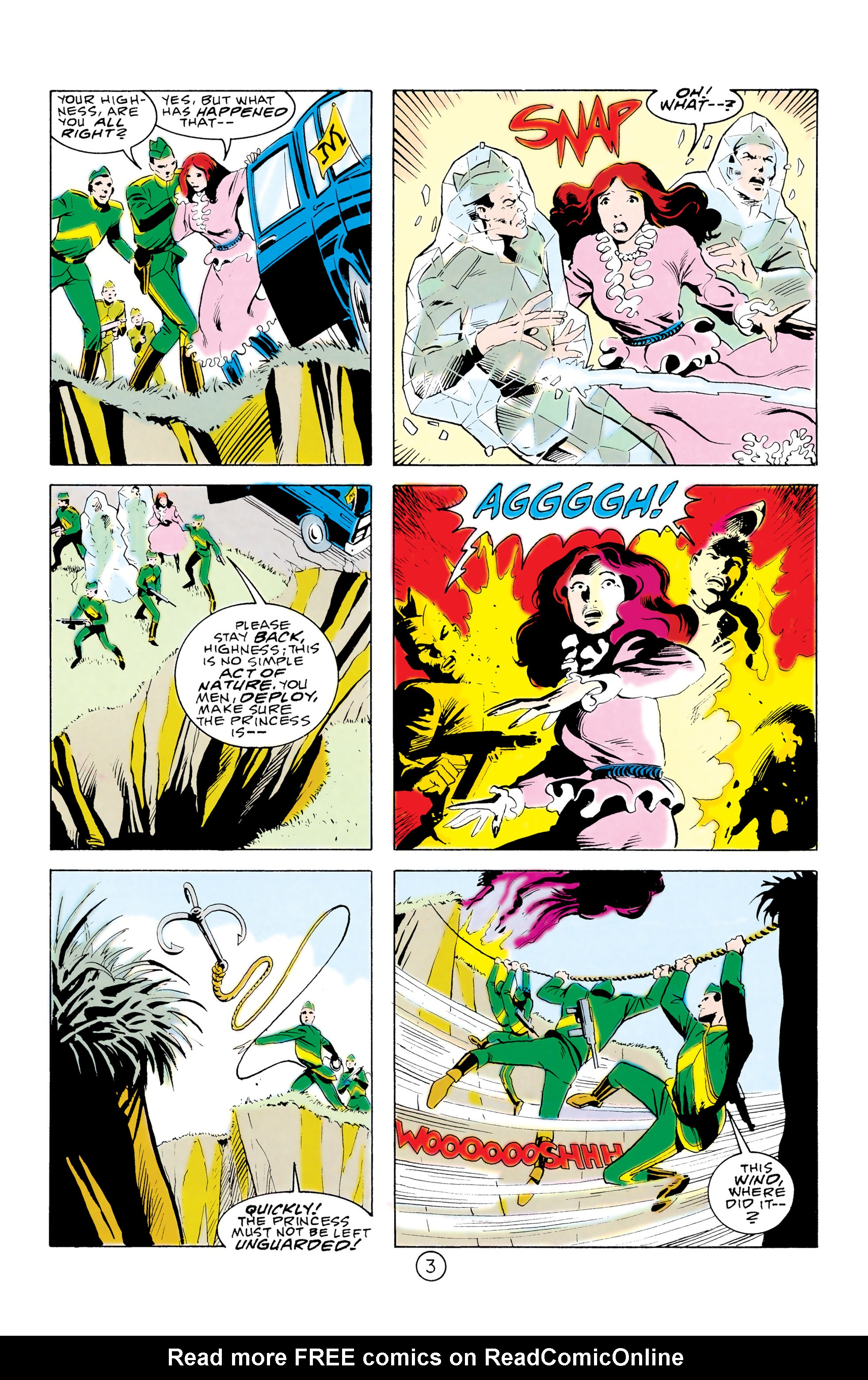Batman and the Outsiders (1983) 32 Page 3