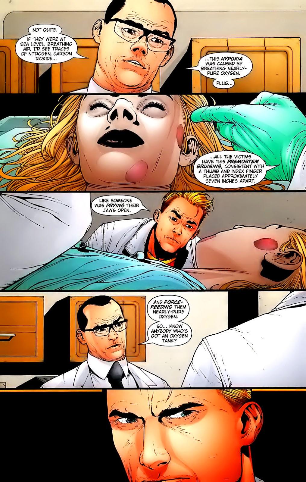 Aquaman (2003) Issue #30 #30 - English 10