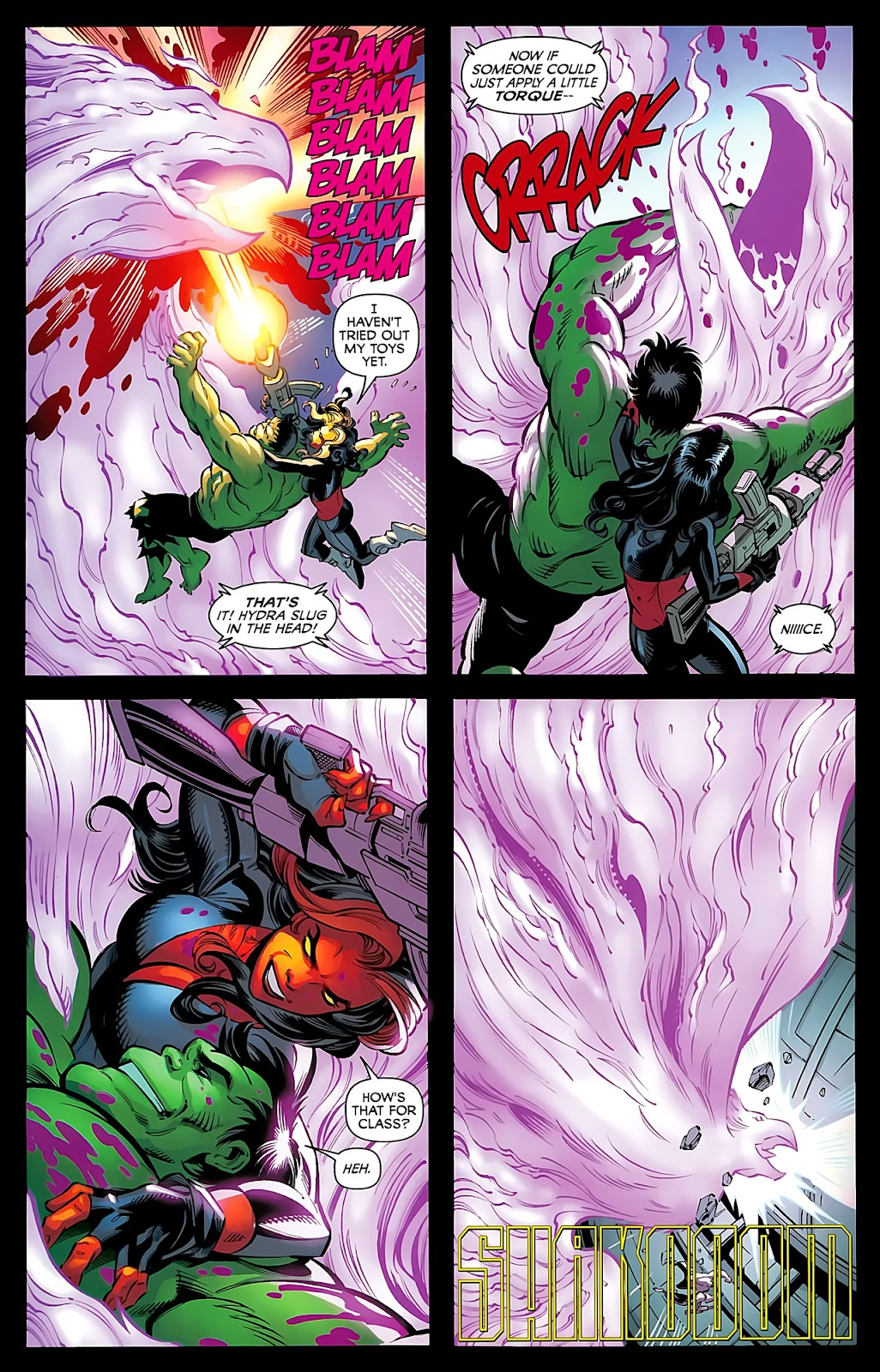Incredible Hulks (2010) Issue #628 #18 - English 18