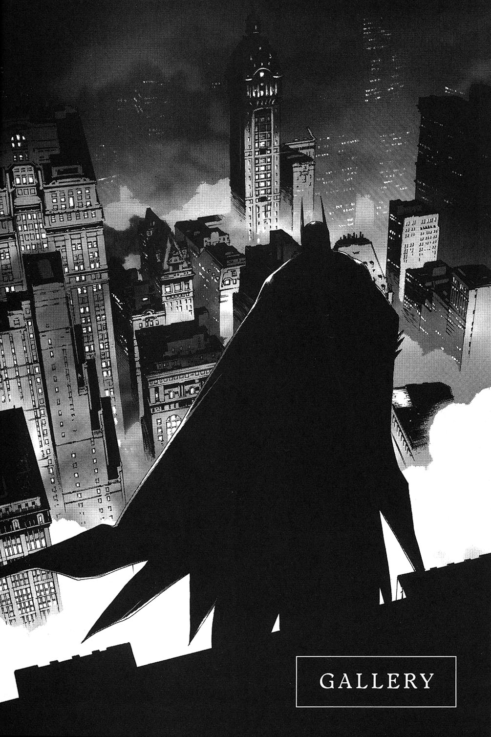 Read online Batman: Child of Dreams comic -  Issue # Full - 321