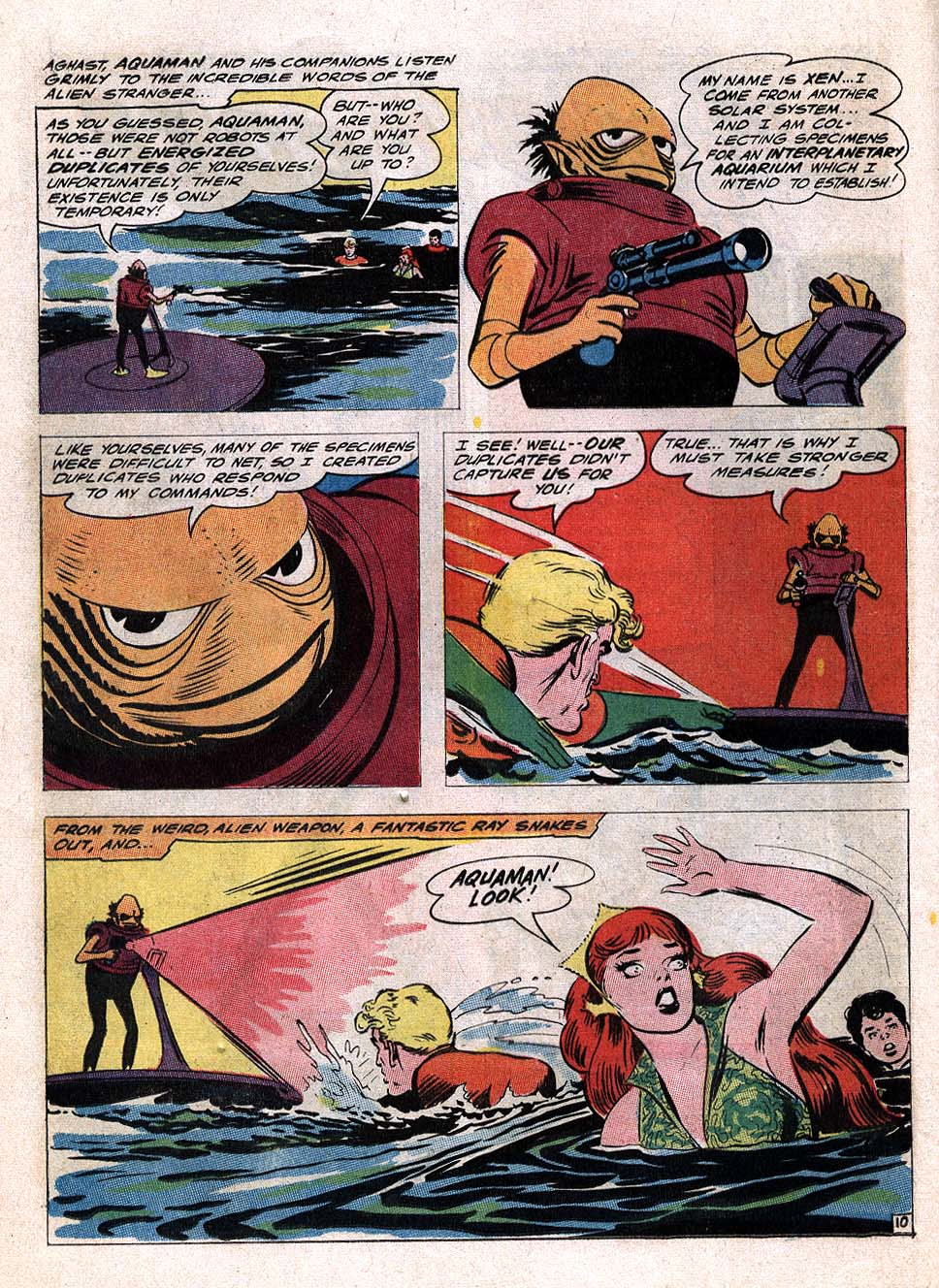 Aquaman (1962) Issue #27 #27 - English 16