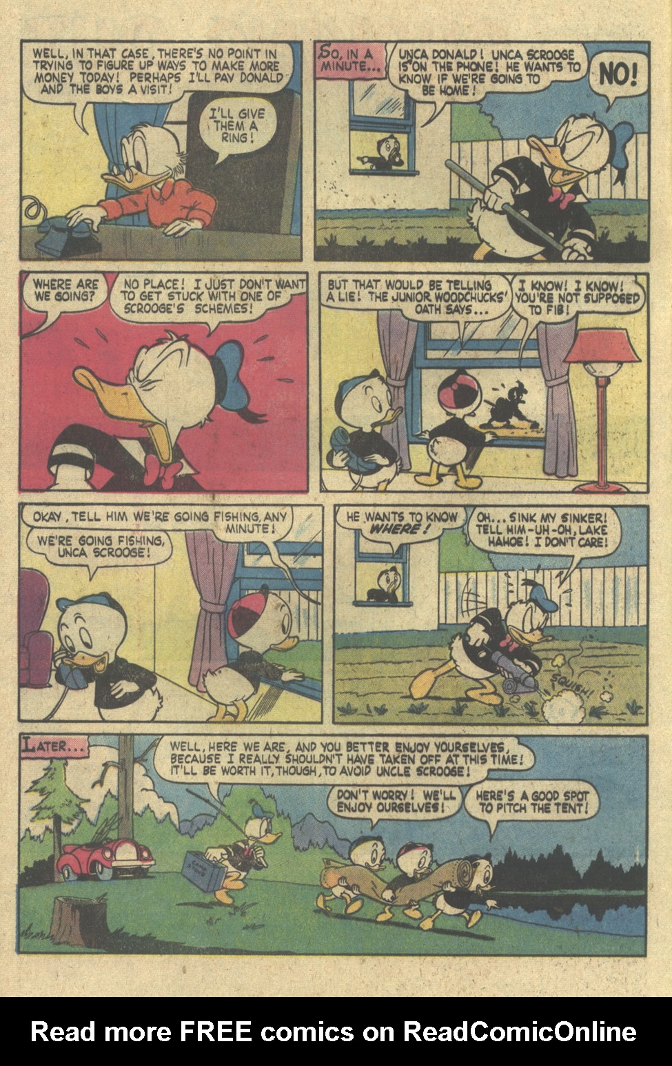 Donald Duck (1962) 197 Page 3