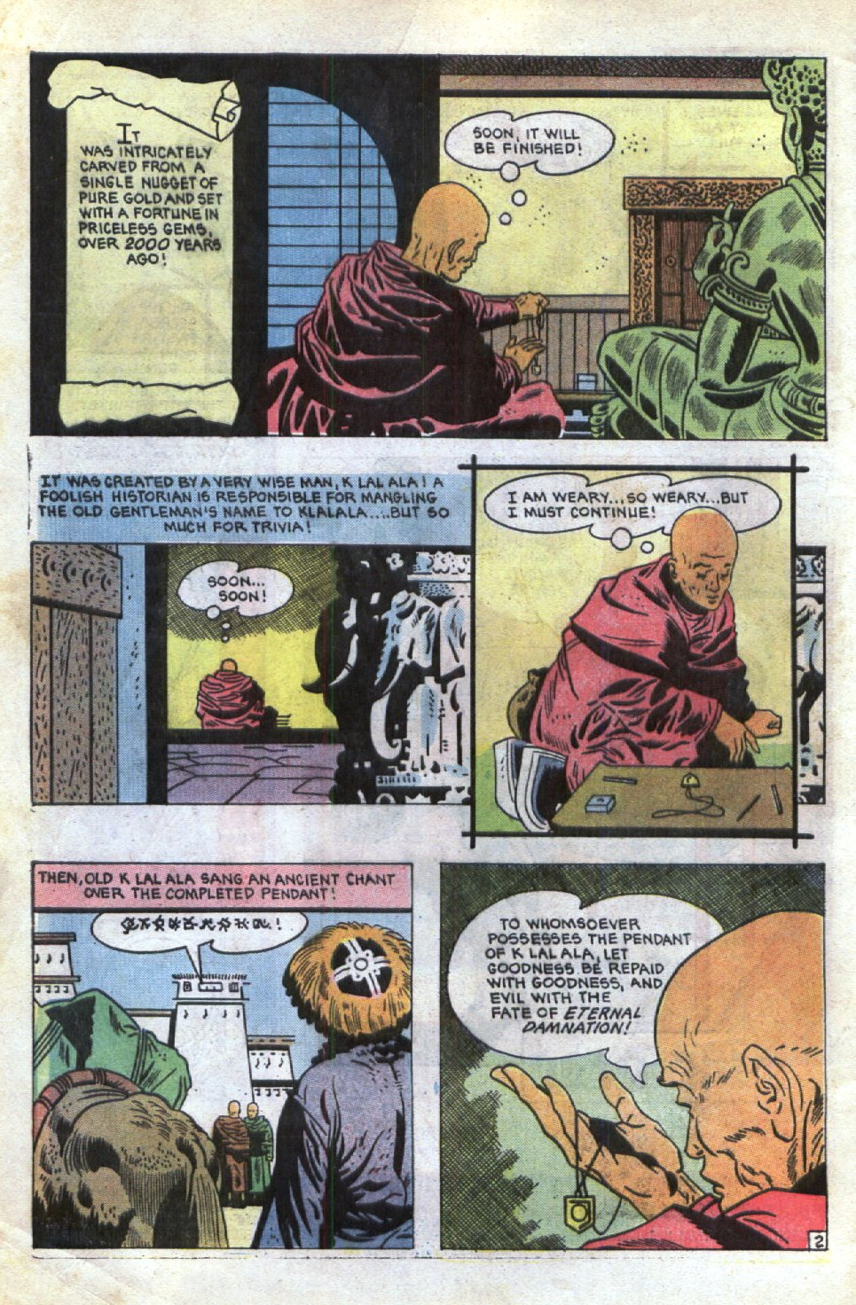 Read online Scary Tales comic -  Issue #34 - 4