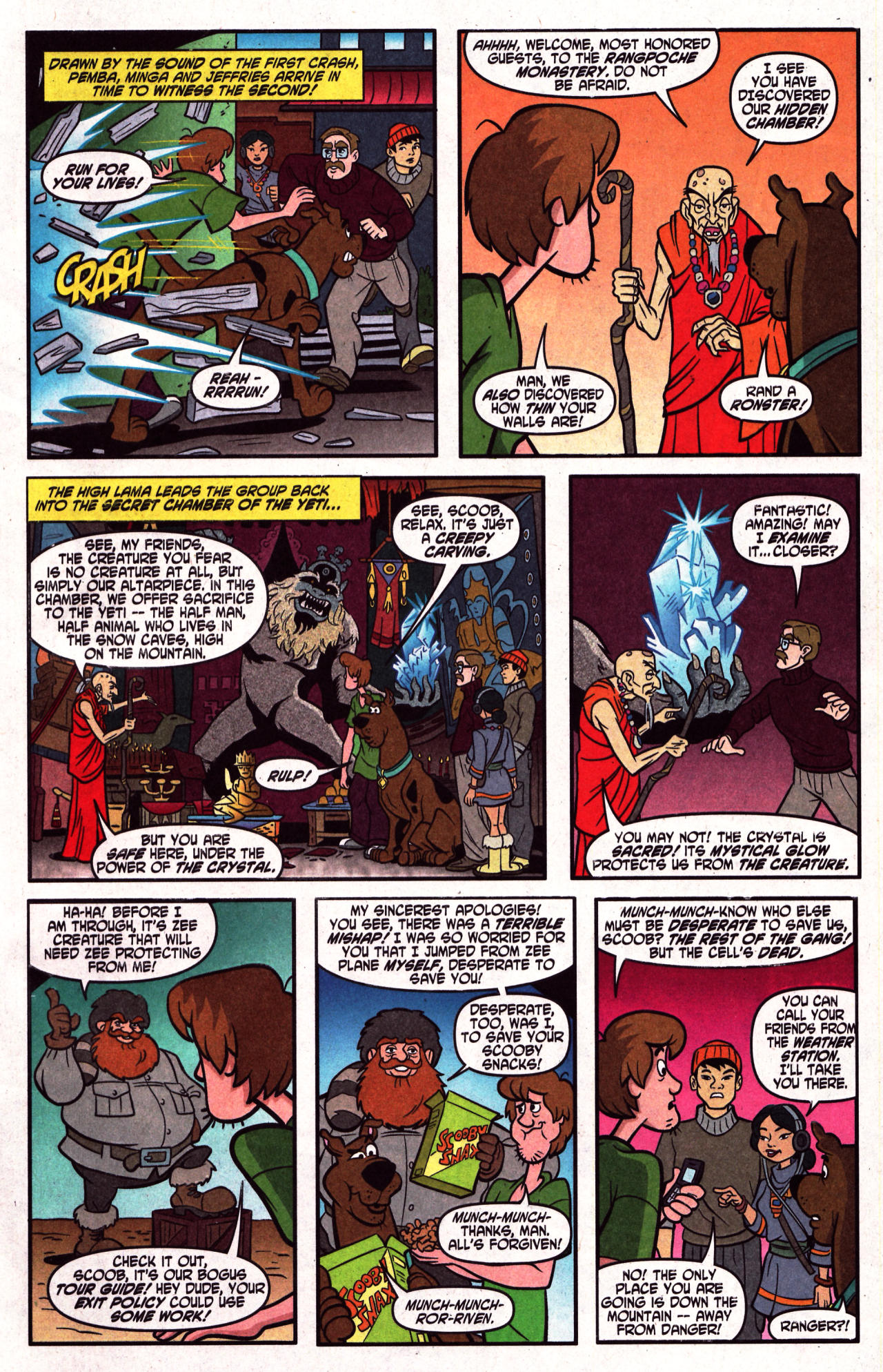Read online Scooby-Doo (1997) comic -  Issue #124 - 6