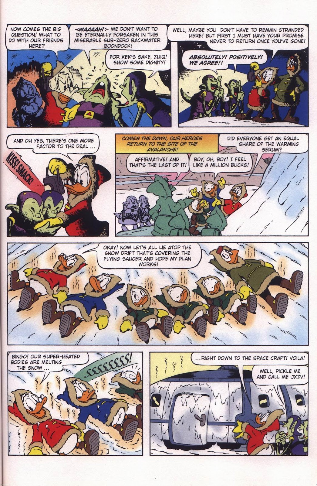 Uncle Scrooge (1953) Issue #312 #312 - English 45