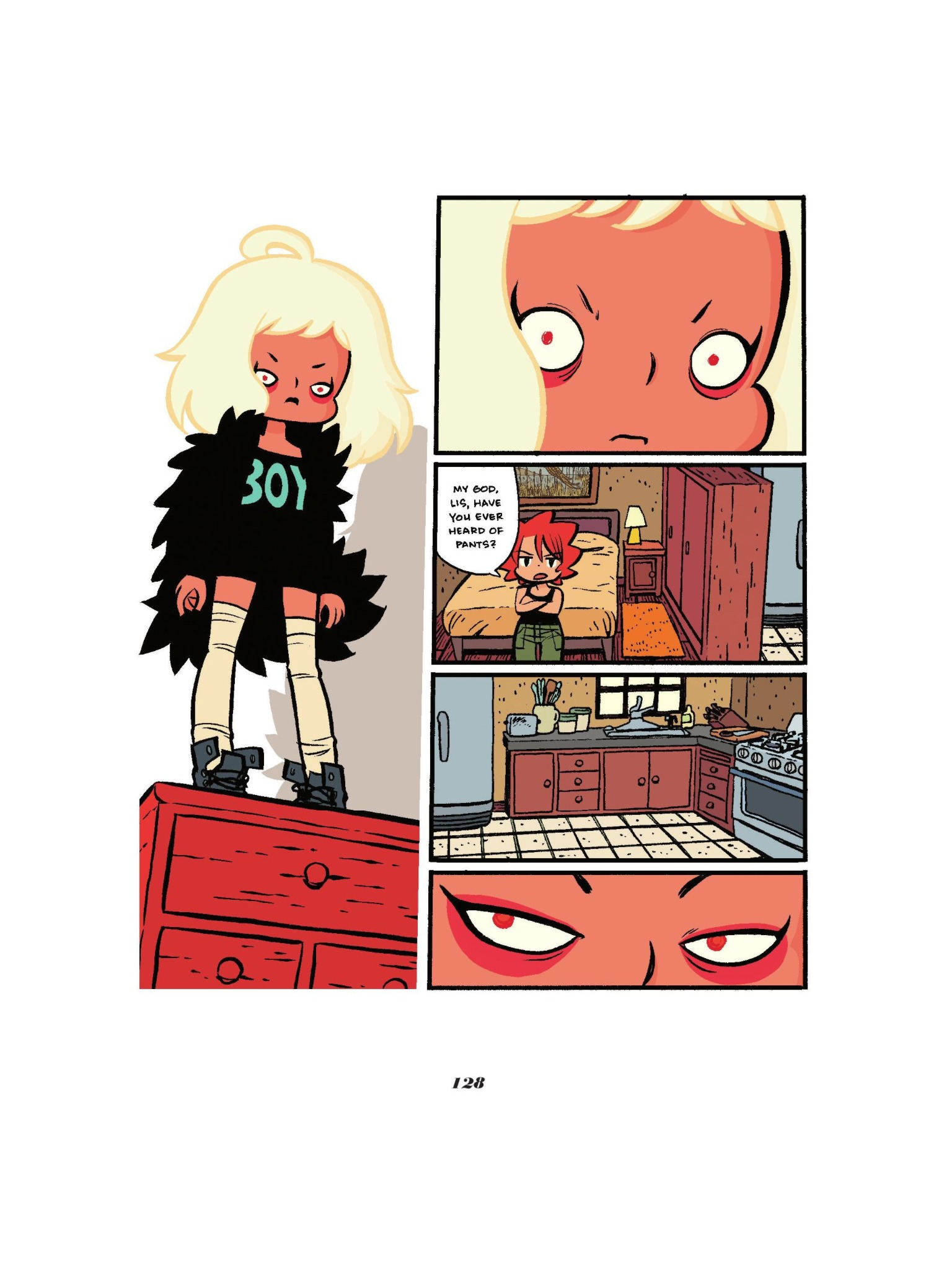 Read online Seconds comic -  Issue # Full - 129