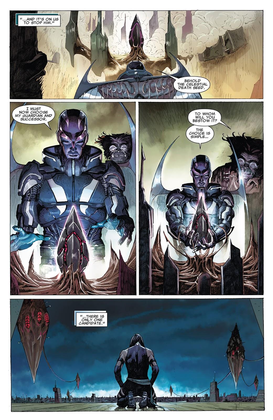 Uncanny X-Force (2010) Issue #15 #16 - English 21