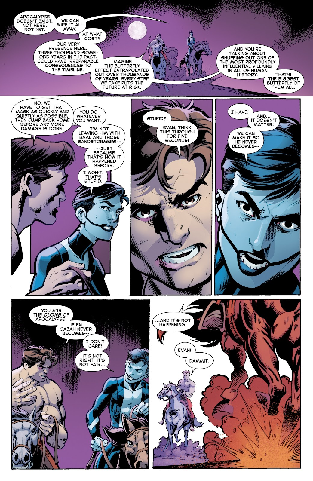 All-New X-Men (2016) Issue #11 #13 - English 15