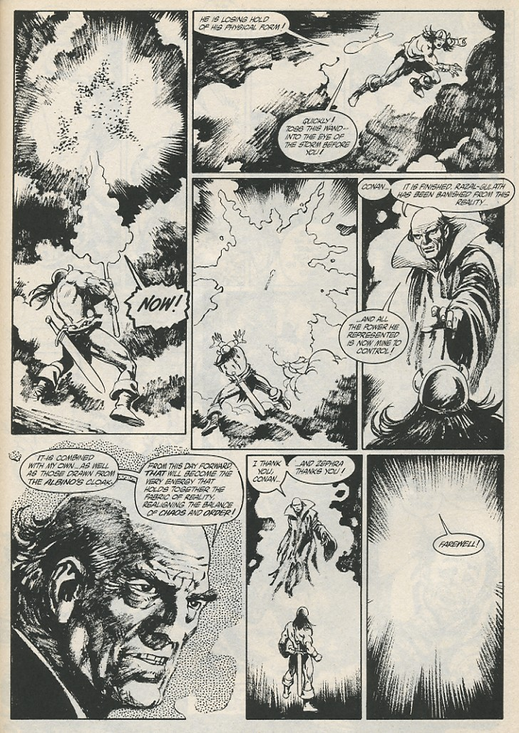 The Savage Sword Of Conan Issue #189 #190 - English 43