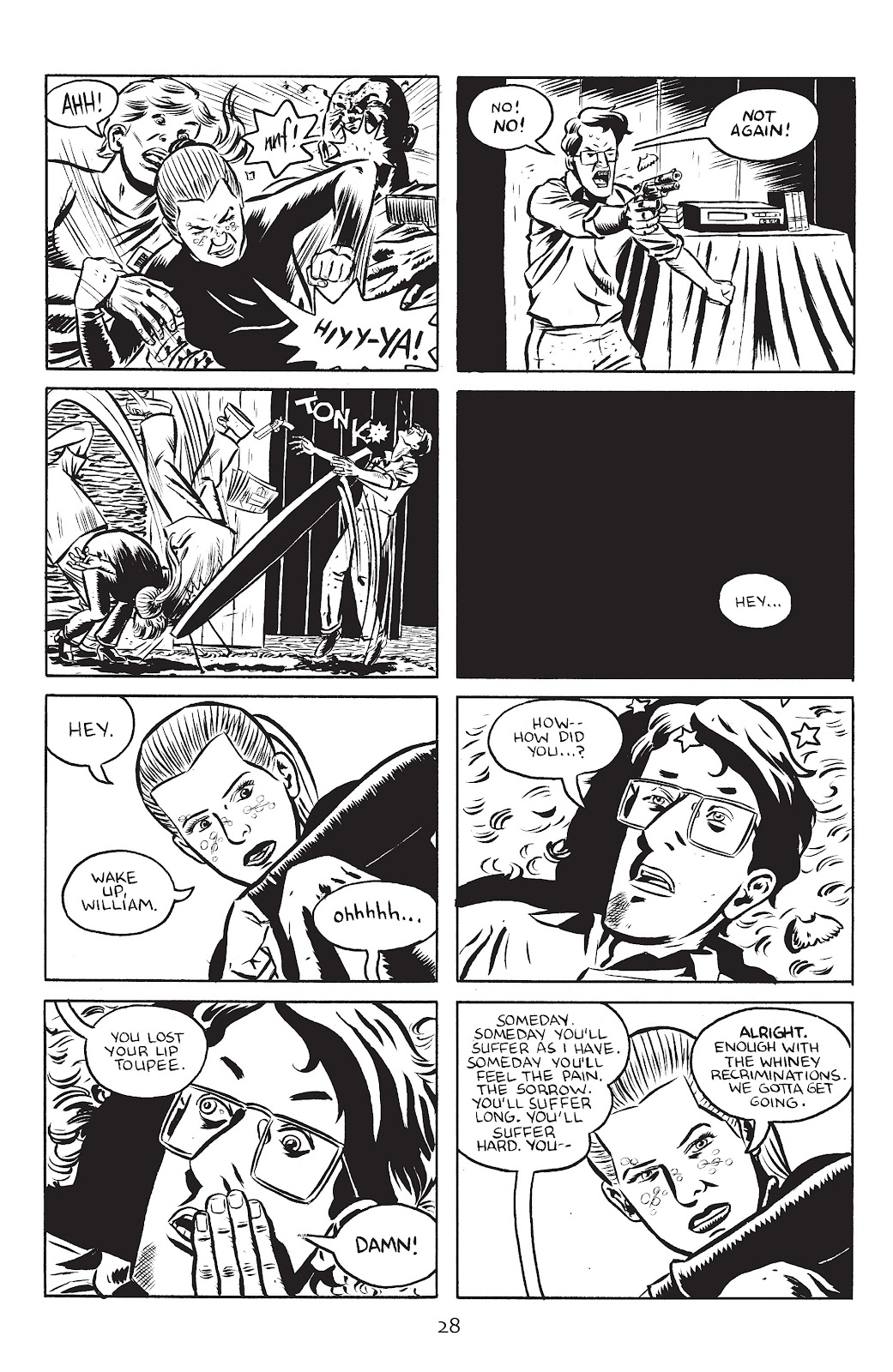 Stray Bullets Issue #26 #26 - English 30
