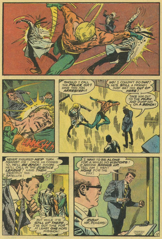 Aquaman (1962) Issue #56 #56 - English 16