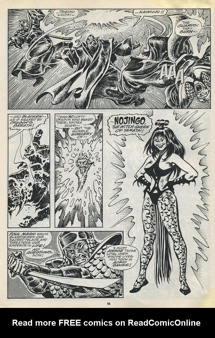 The Savage Sword Of Conan Issue #194 #195 - English 18