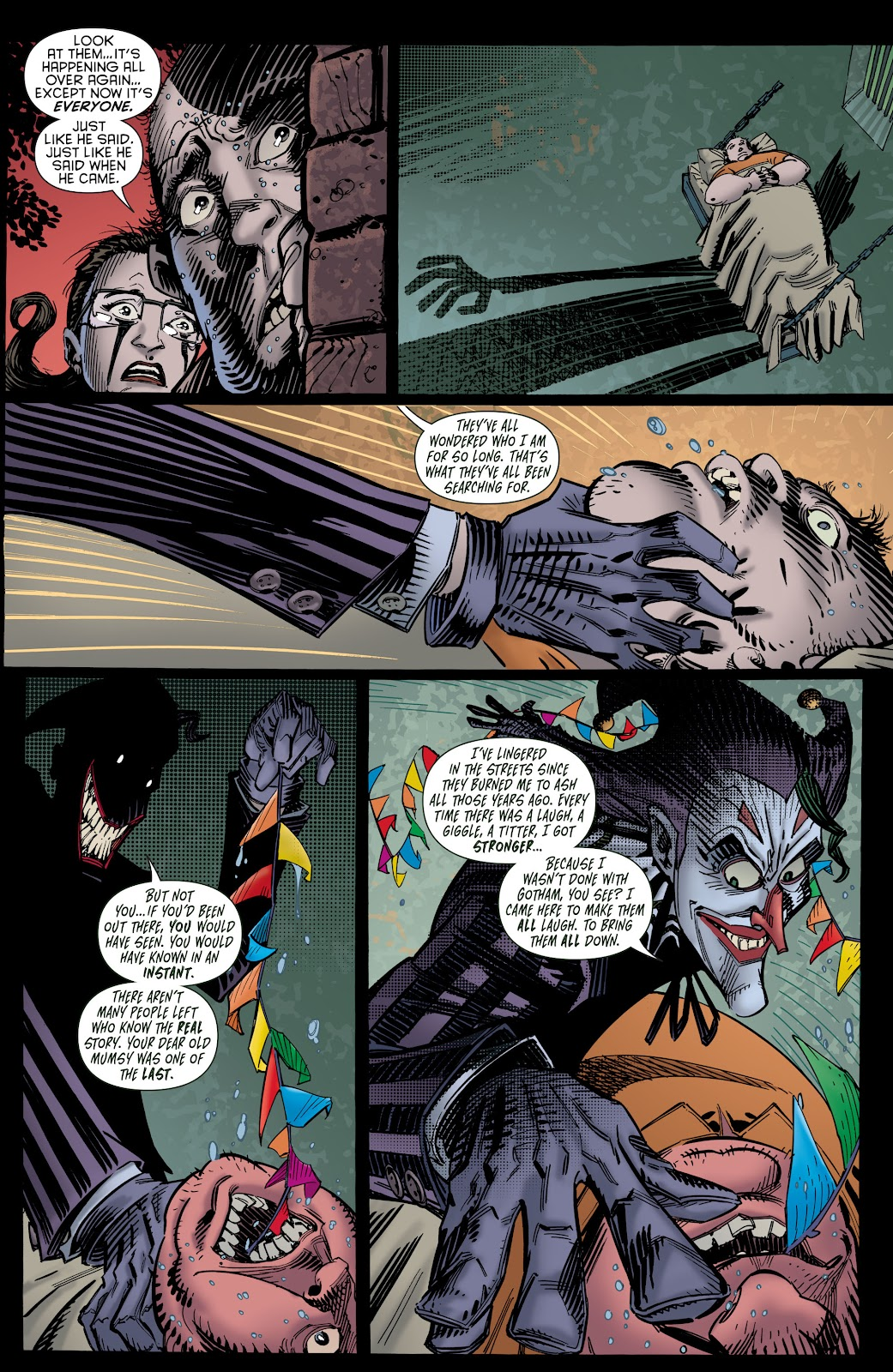 Batman (2011) Issue #37 #56 - English 29