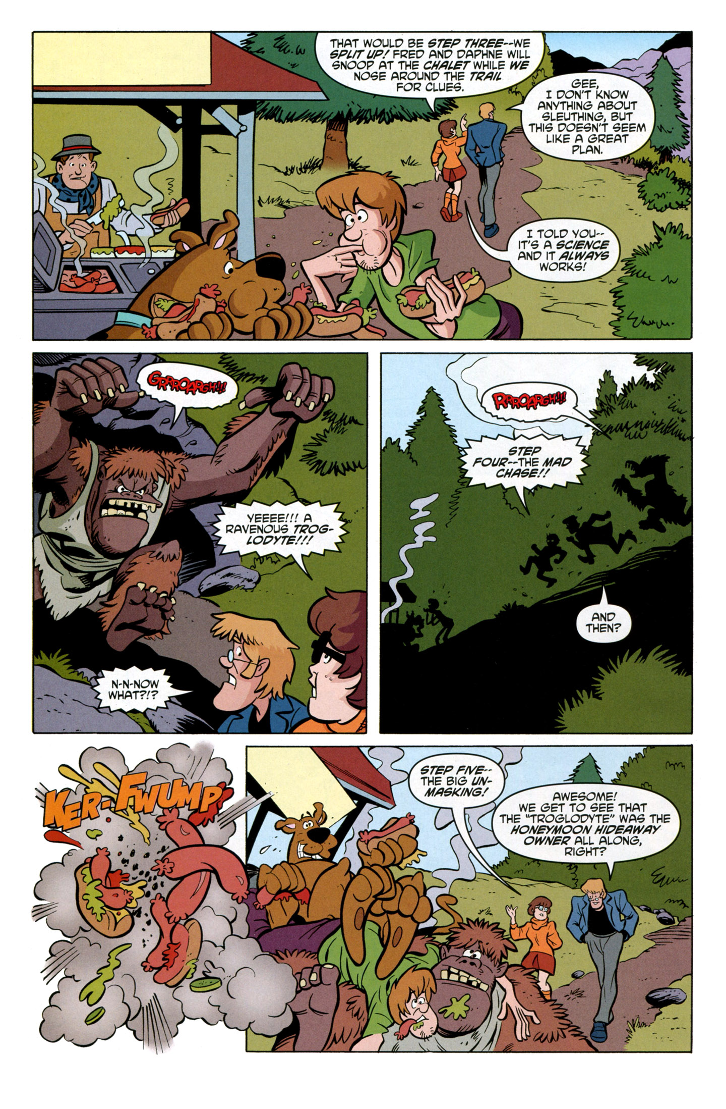 Read online Scooby-Doo: Where Are You? comic -  Issue #23 - 22