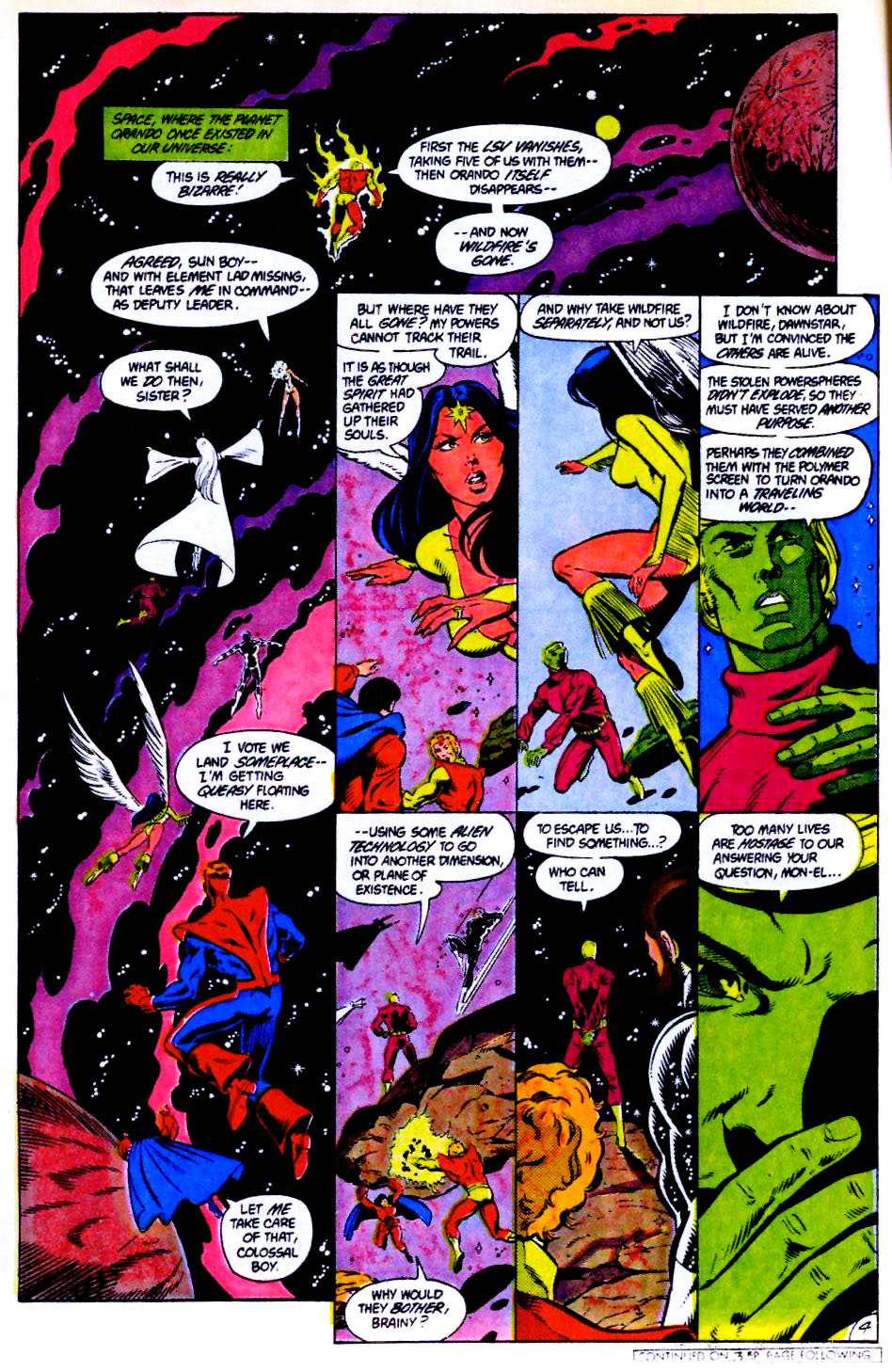 Tales of the Legion Issue #329 #16 - English 5