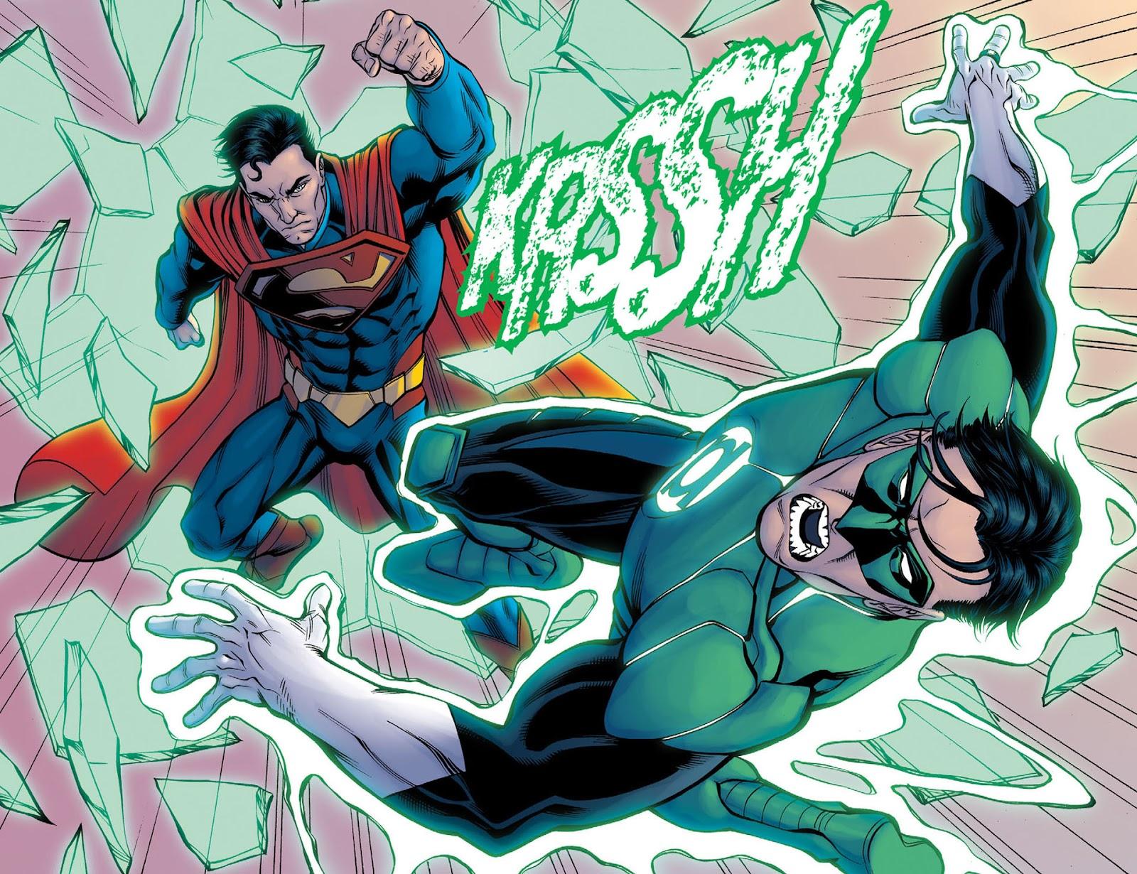 Injustice: Gods Among Us [I] Issue #4 #5 - English 14