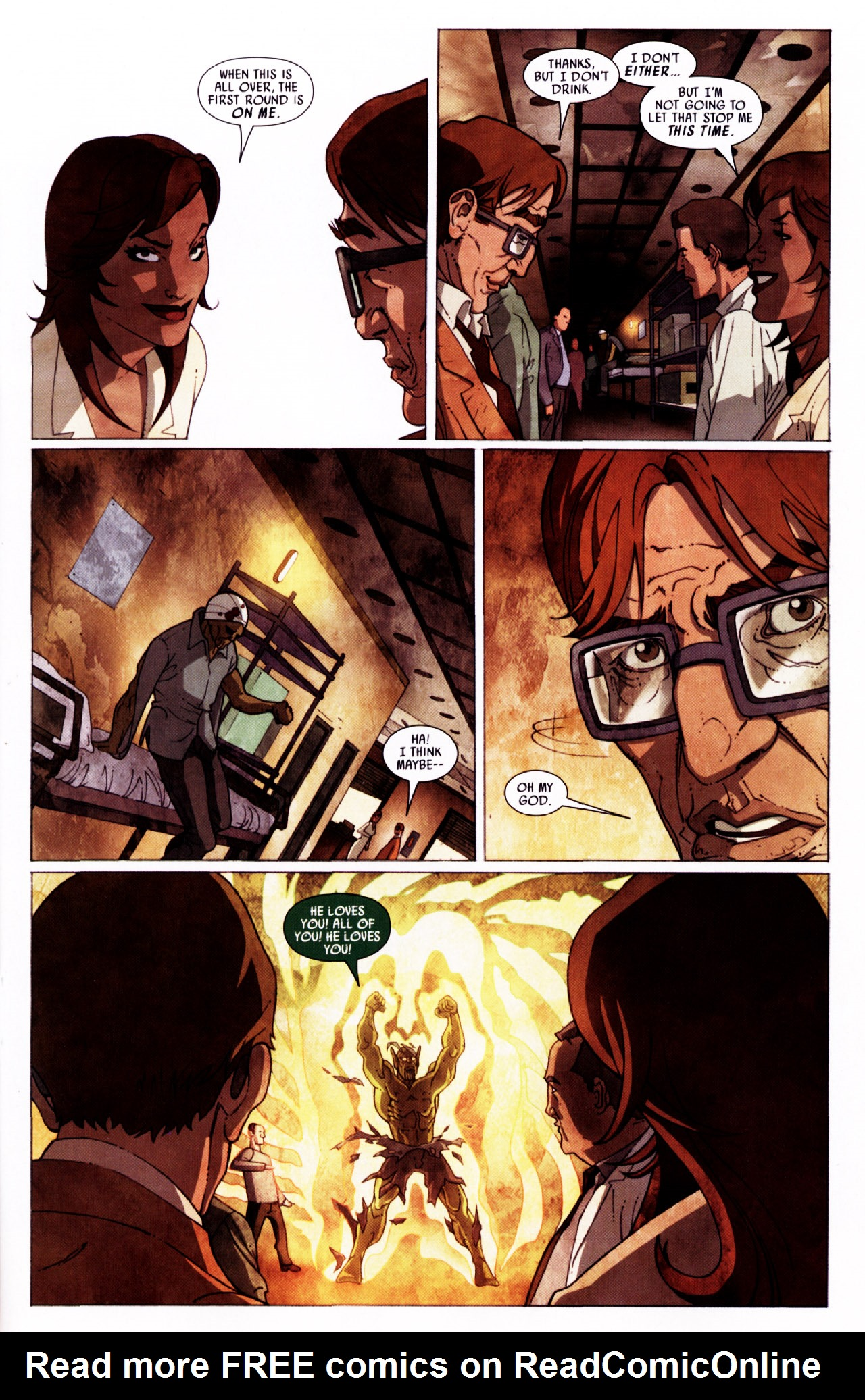 Read online Secret Invasion: Front Line comic -  Issue #2 - 4