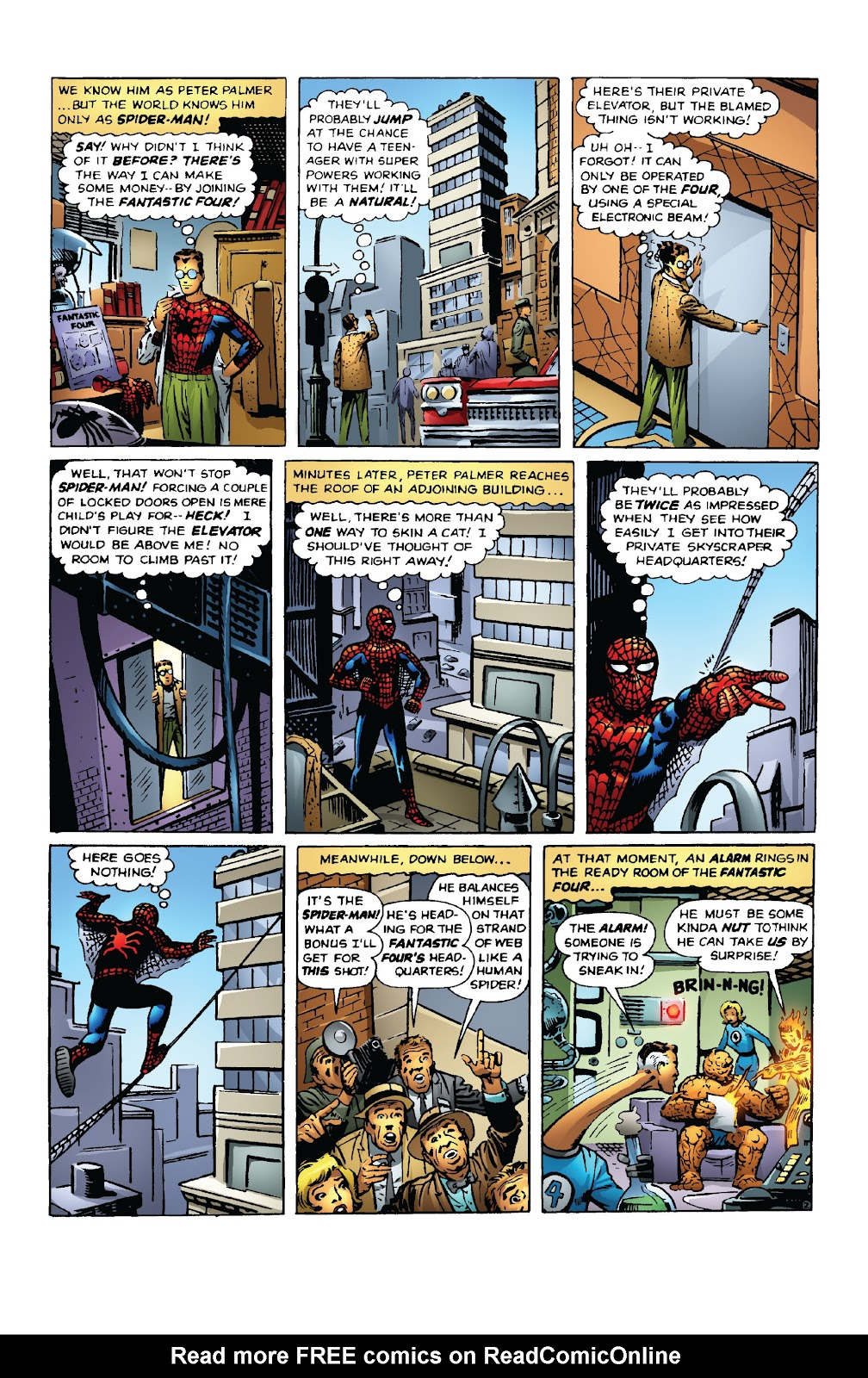Amazing Fantasy #15: Spider-Man! Full #1 - English 31
