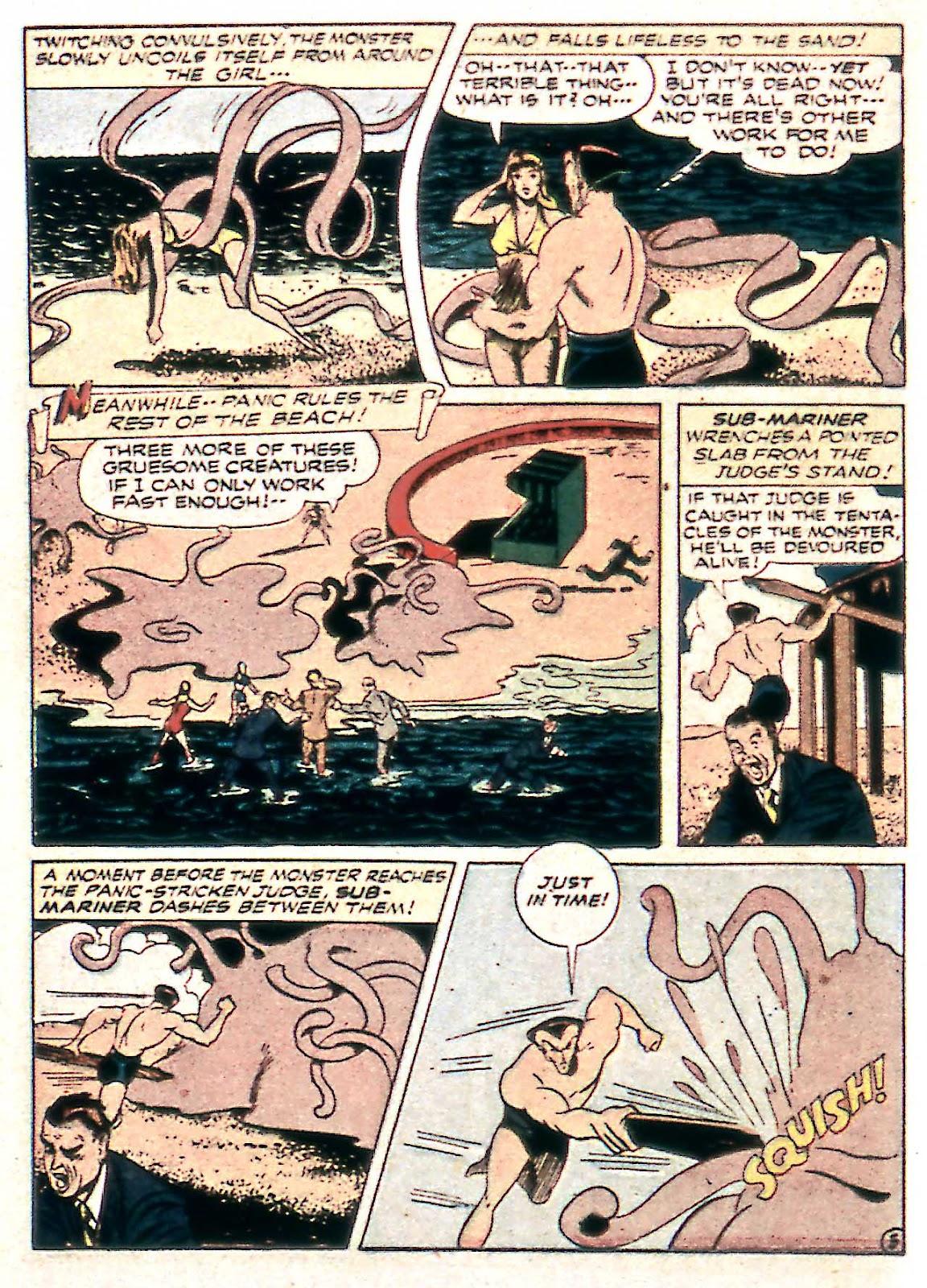 Sub-Mariner Comics Issue #14 #14 - English 34
