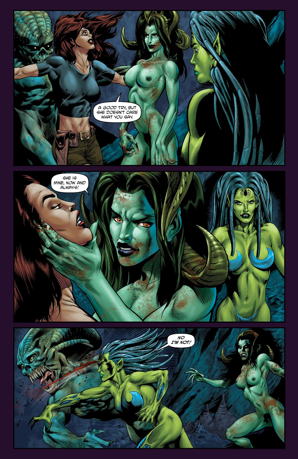 Webwitch (2015) Issue #4 #4 - English 32