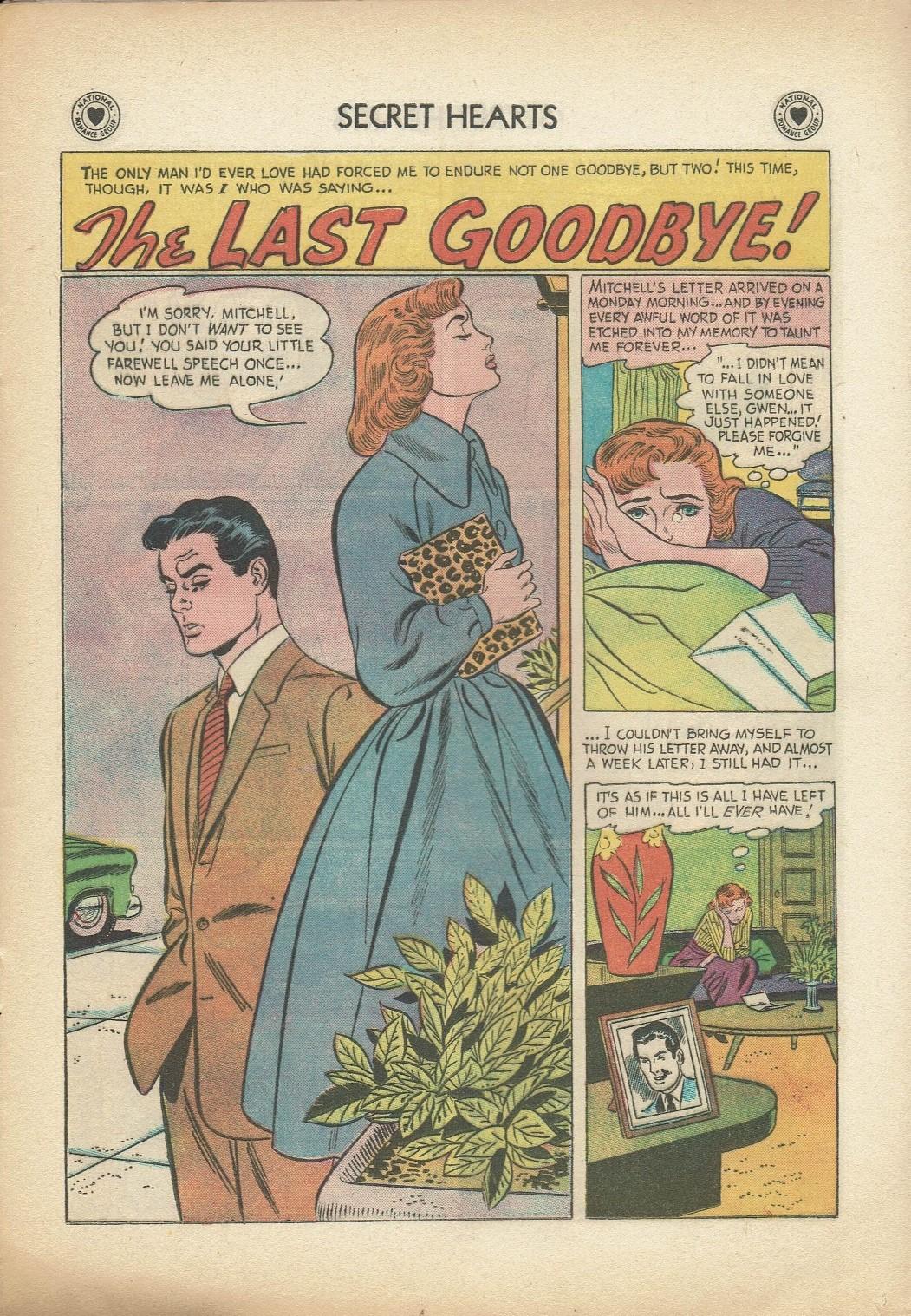 Read online Secret Hearts comic -  Issue #47 - 11