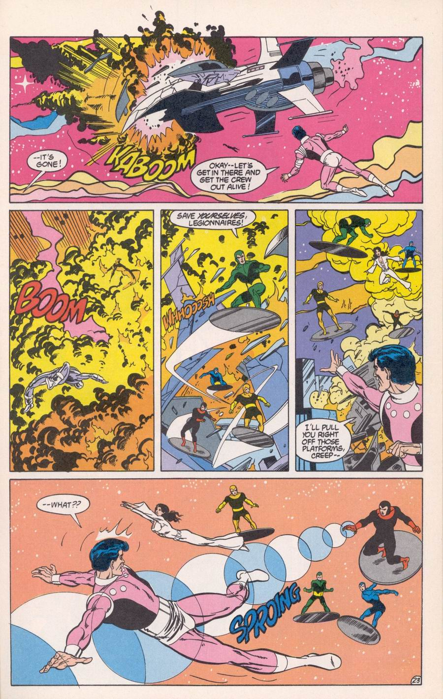 Tales of the Legion Issue #354 #41 - English 24