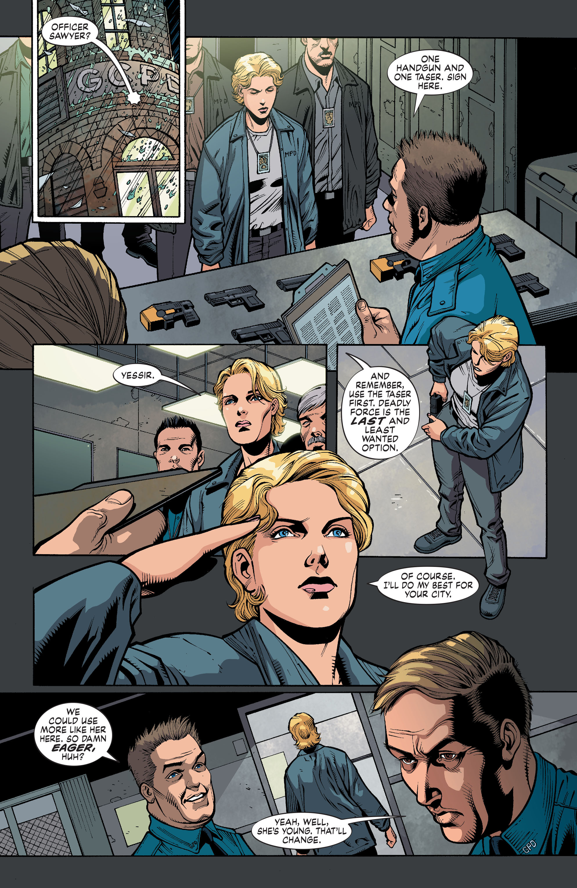 DC Comics: Zero Year chap tpb pic 158