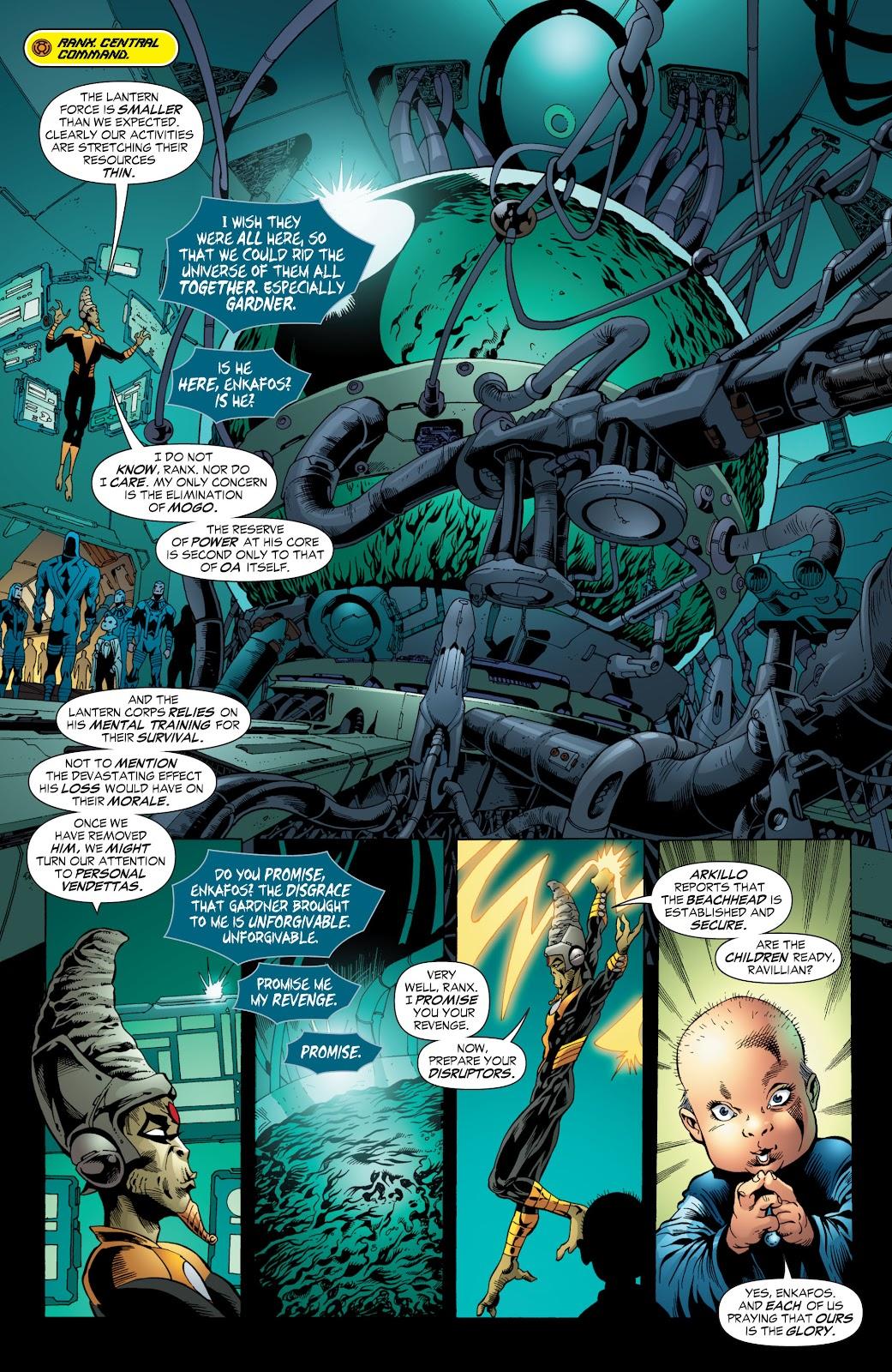 Green Lantern: The Sinestro Corps War Full #1 - English 120