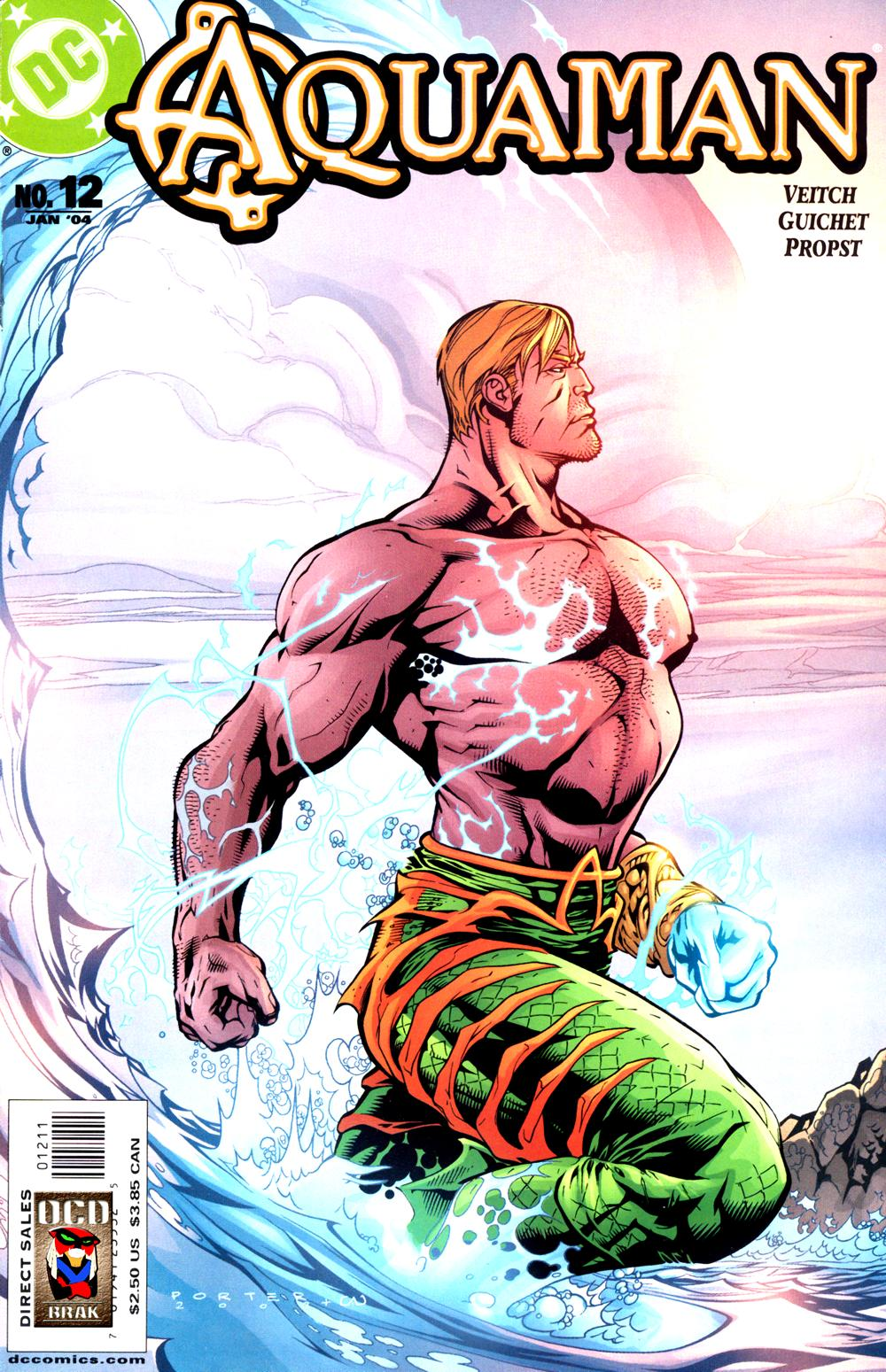 Aquaman (2003) Issue #12 #12 - English 1