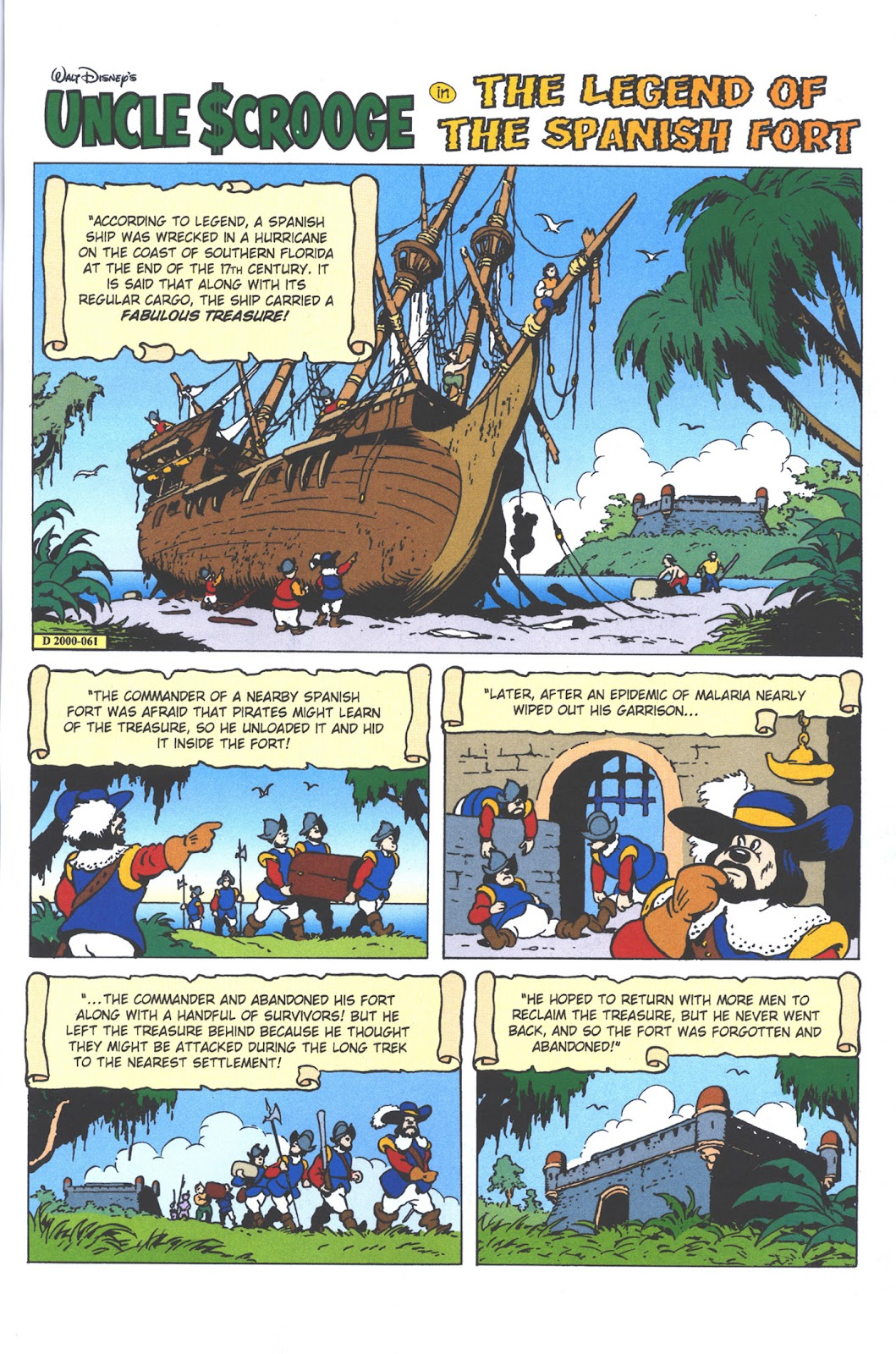 Uncle Scrooge (1953) Issue #378 #378 - English 51