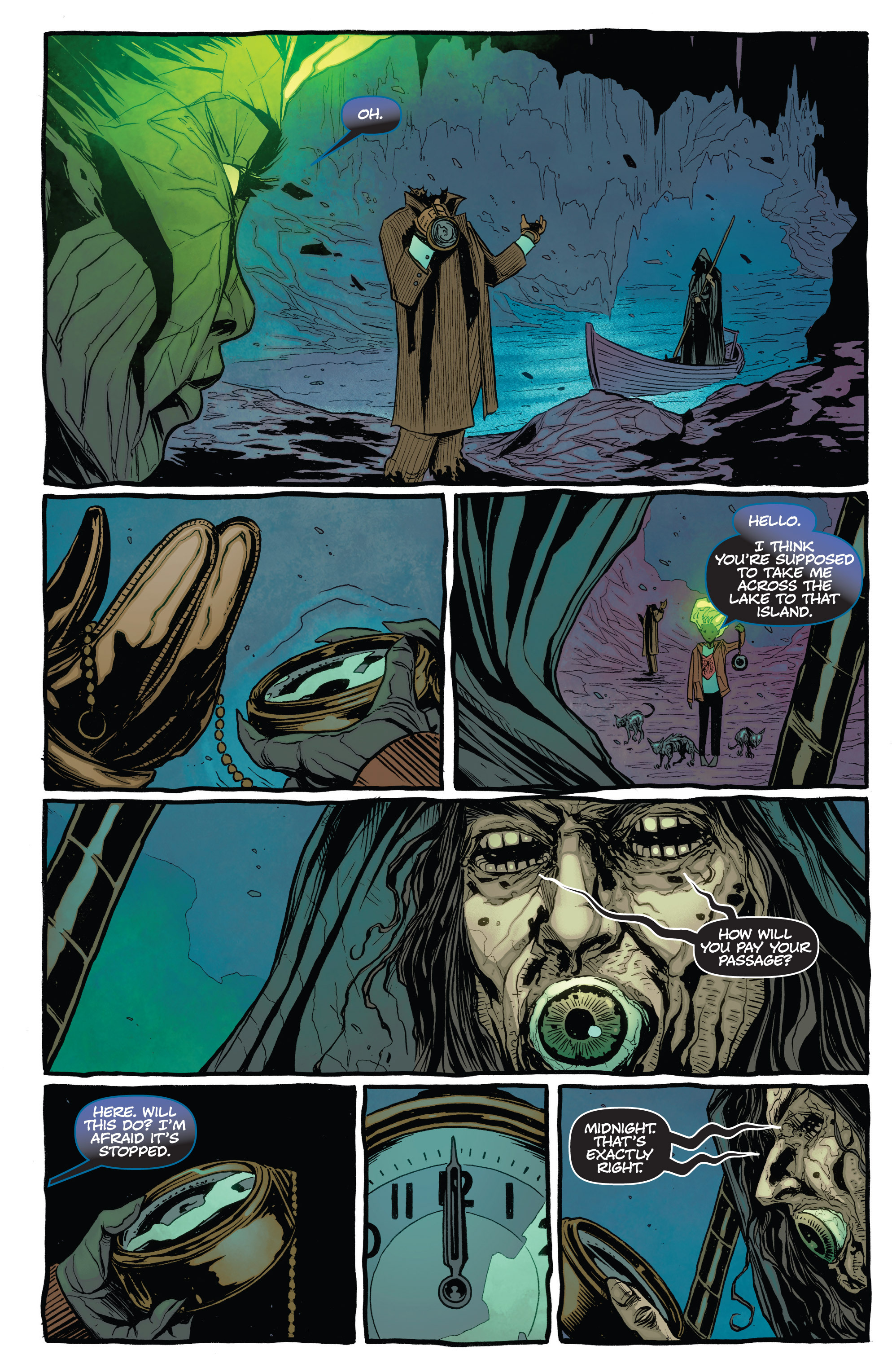 Read online The Darkness (2007) comic -  Issue #113 - 13