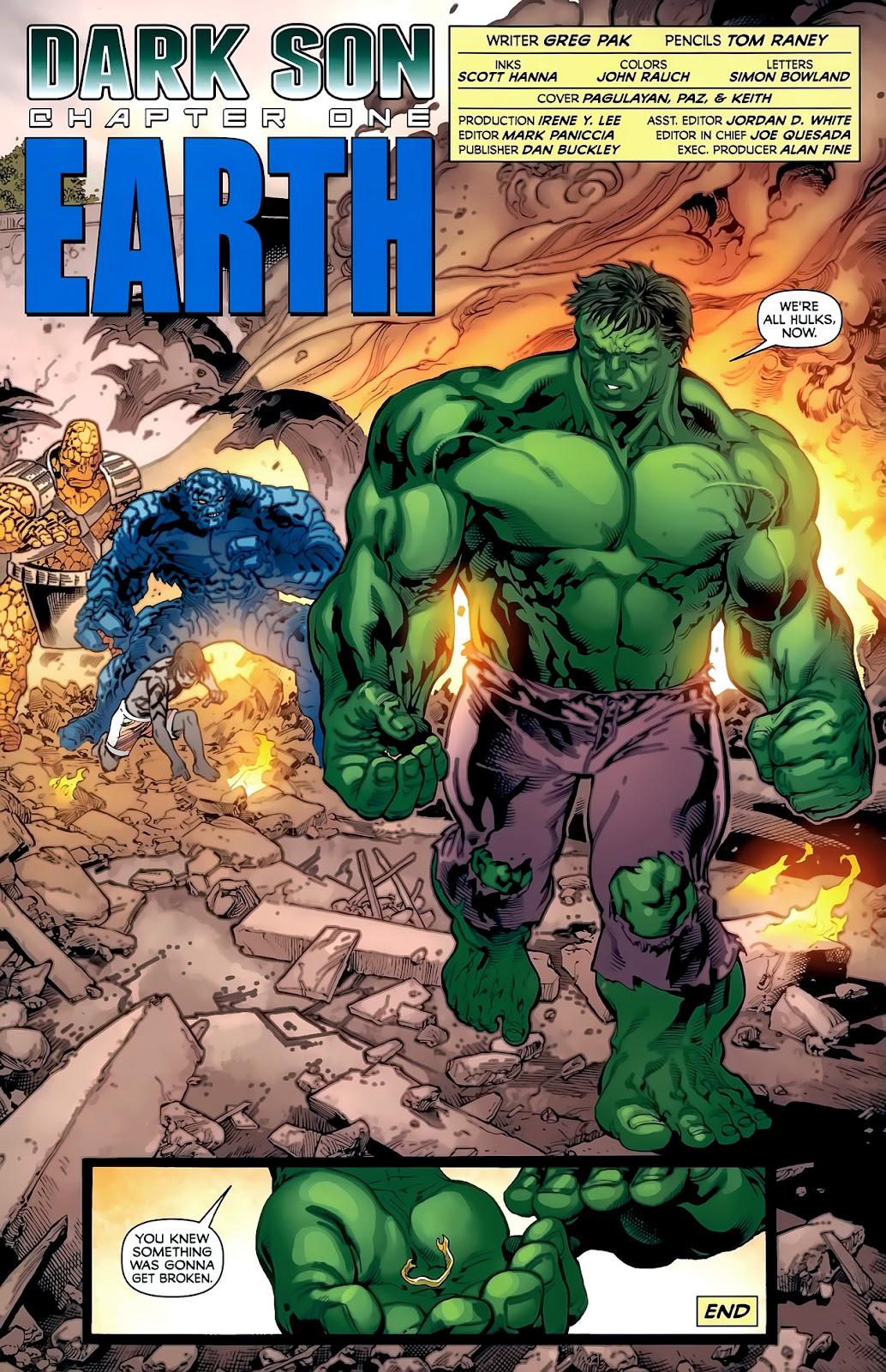 Incredible Hulks (2010) Issue #612 #2 - English 18