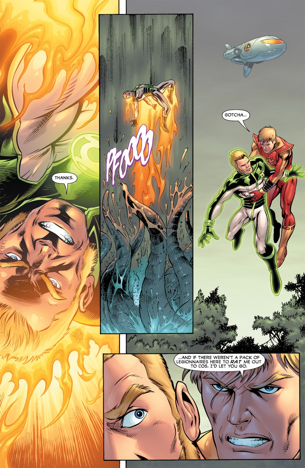 Legion of Super-Heroes (2010) Issue #3 #4 - English 18