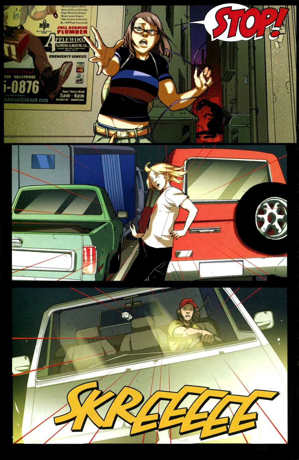 Runaways (2008) Issue #14 #14 - English 18