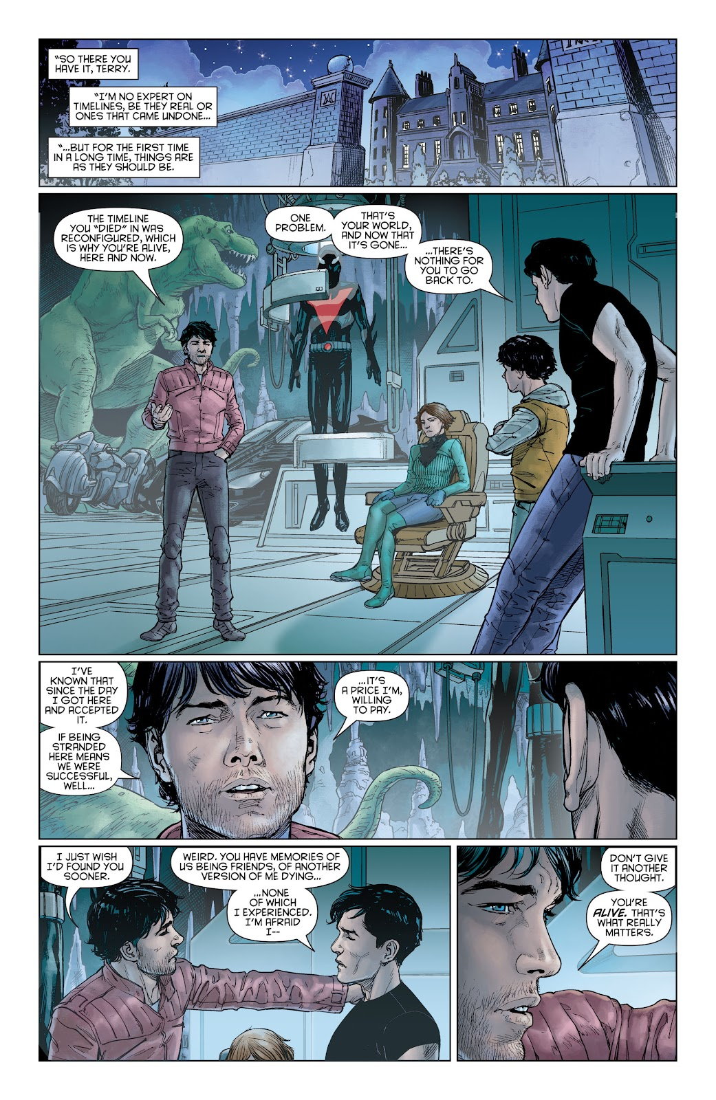 Batman Beyond (2015) Issue #16 #16 - English 16