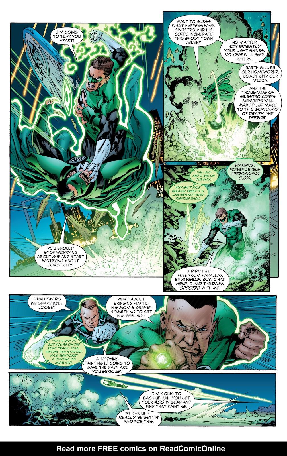 Green Lantern: The Sinestro Corps War Full #1 - English 188