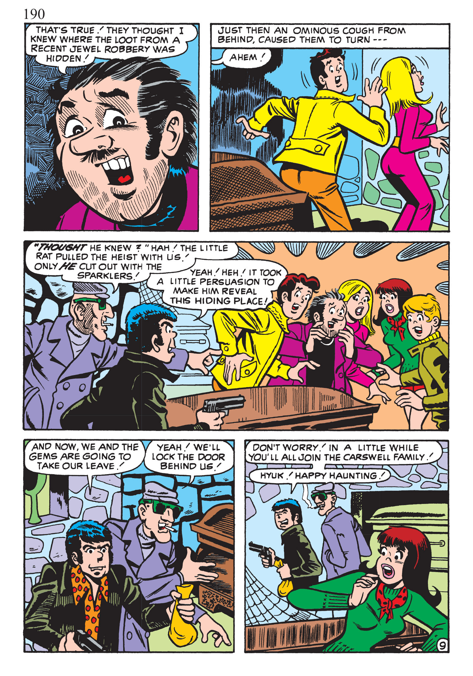 Read online The Best of Archie Comics comic -  Issue # TPB 2 (Part 1) - 192