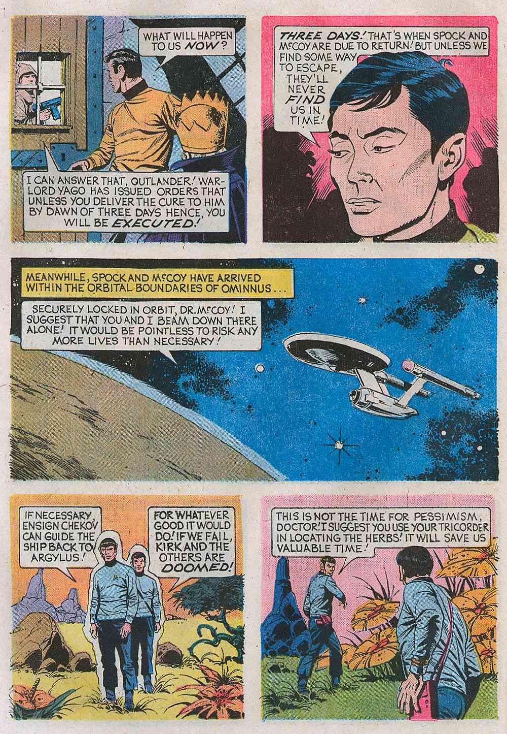 Star Trek (1967) Issue #23 #23 - English 20
