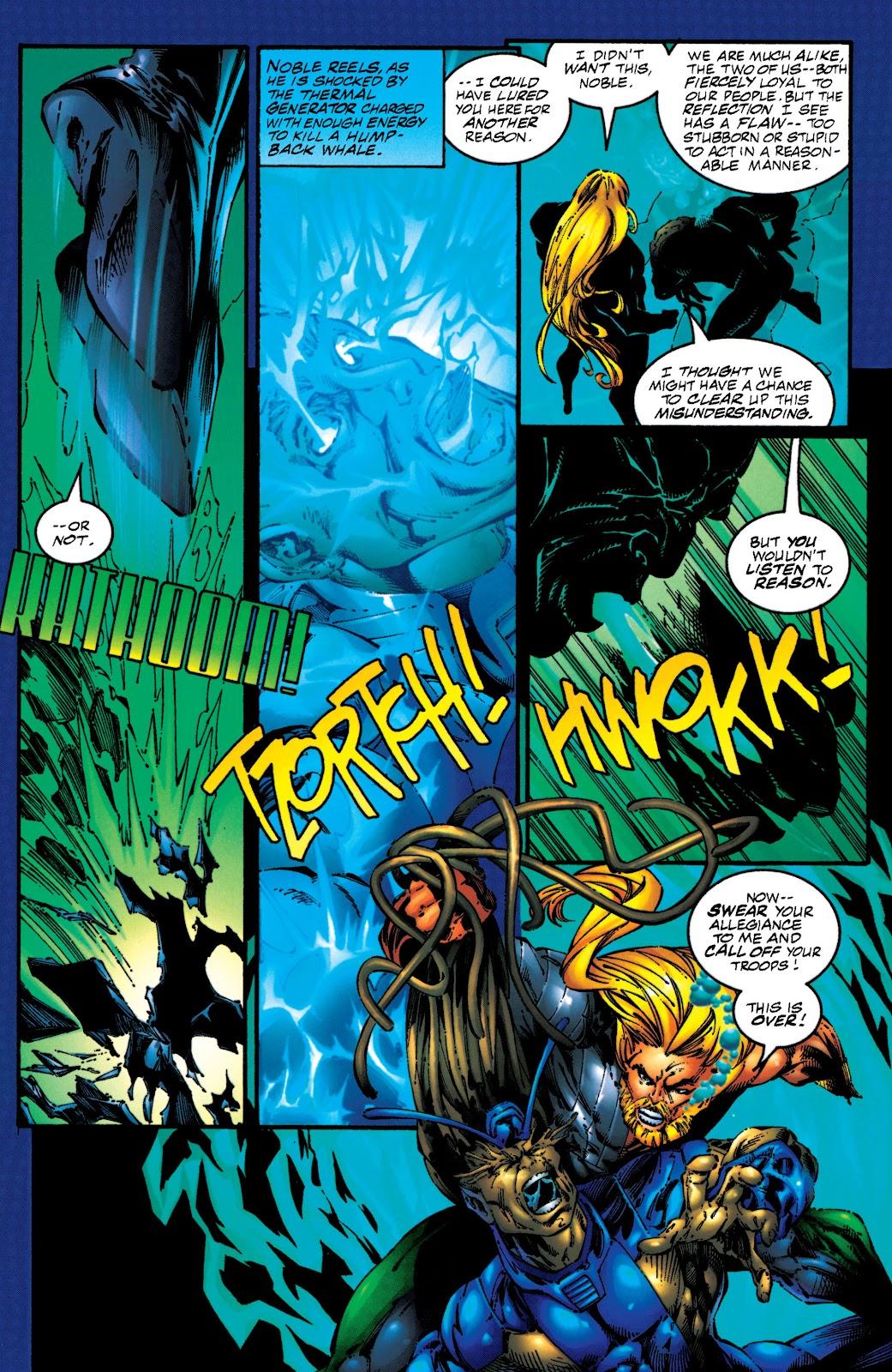 Aquaman (1994) Issue #50 #56 - English 20
