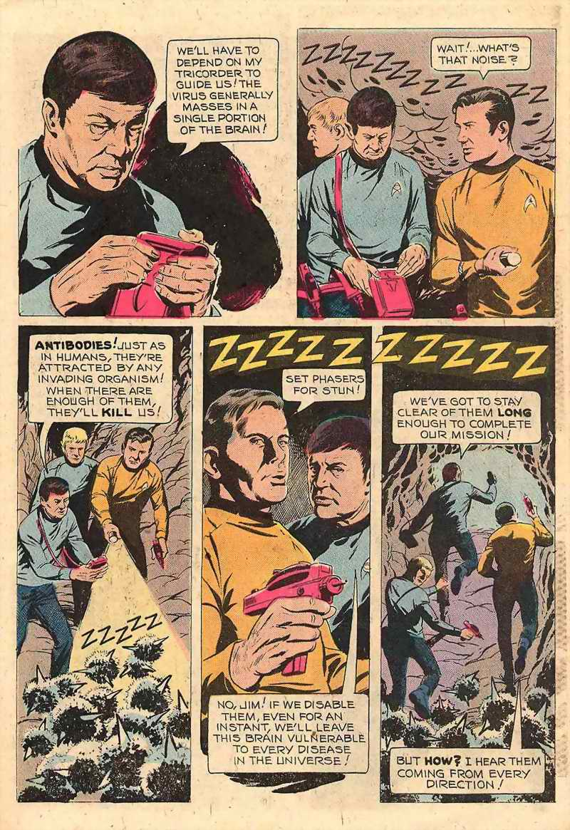 Star Trek (1967) #58 #58 - English 19