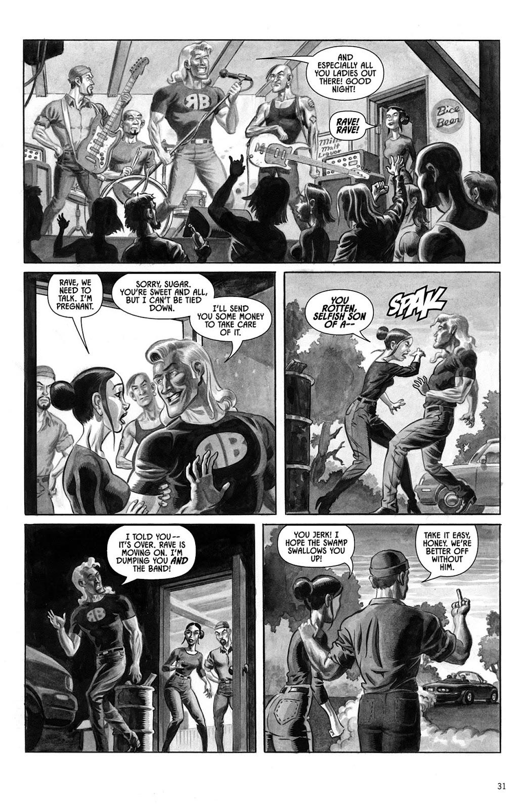Creepy (2009) Issue #4 #4 - English 33