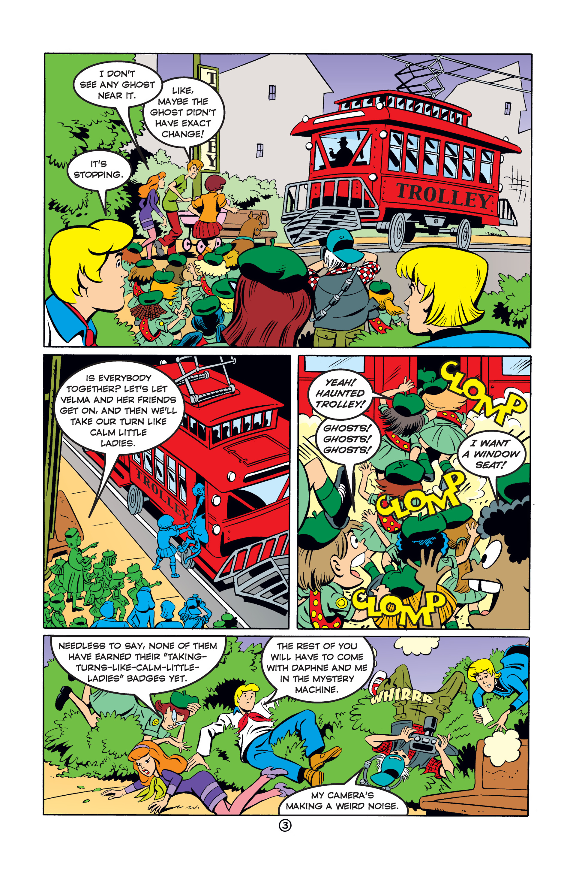 Read online Scooby-Doo (1997) comic -  Issue #41 - 4